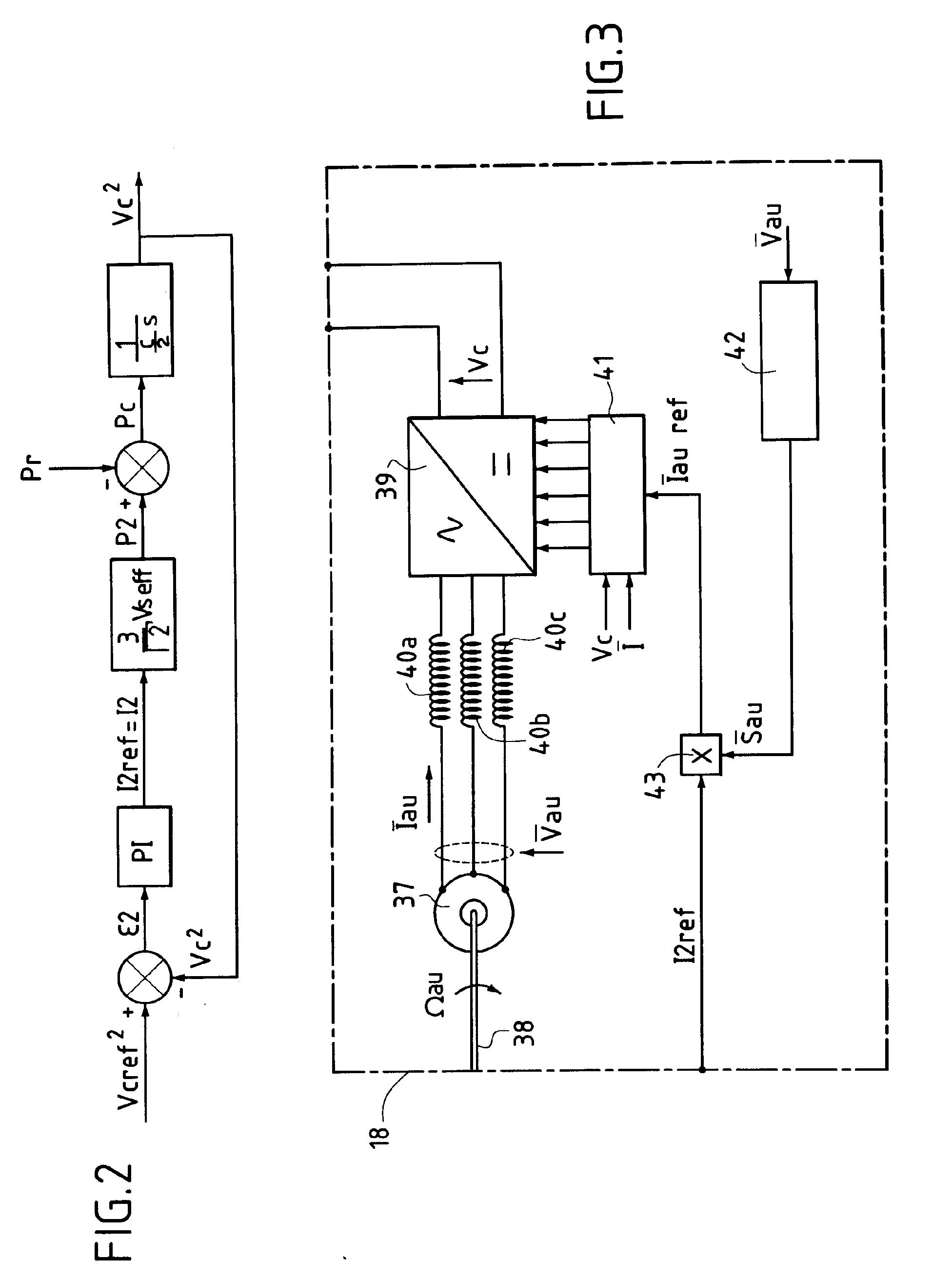 patent ep1104091a1 g n rateur lectrique autonome. Black Bedroom Furniture Sets. Home Design Ideas