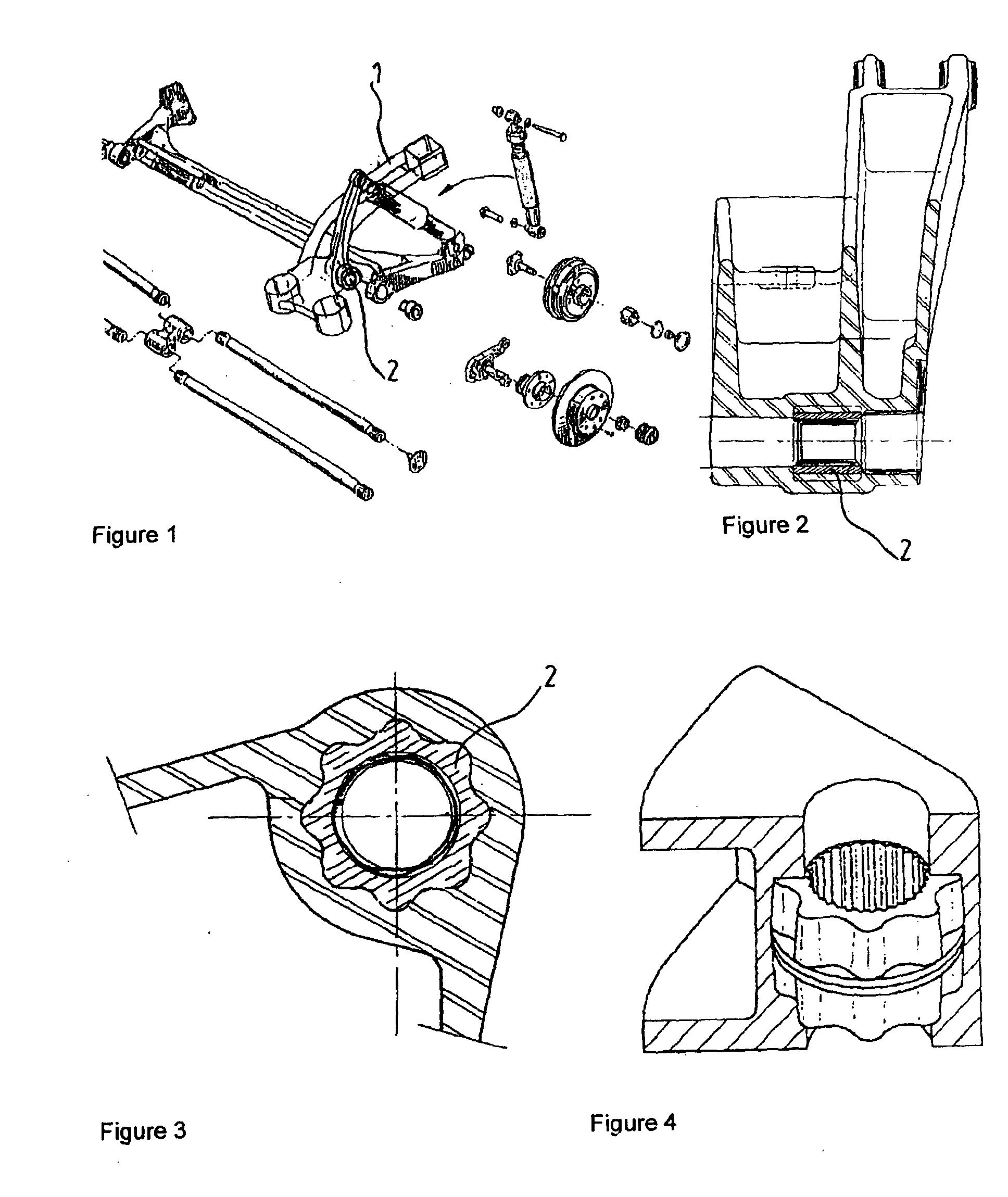 brevet ep1118457a1 pi ce bim tallique en alliage d. Black Bedroom Furniture Sets. Home Design Ideas