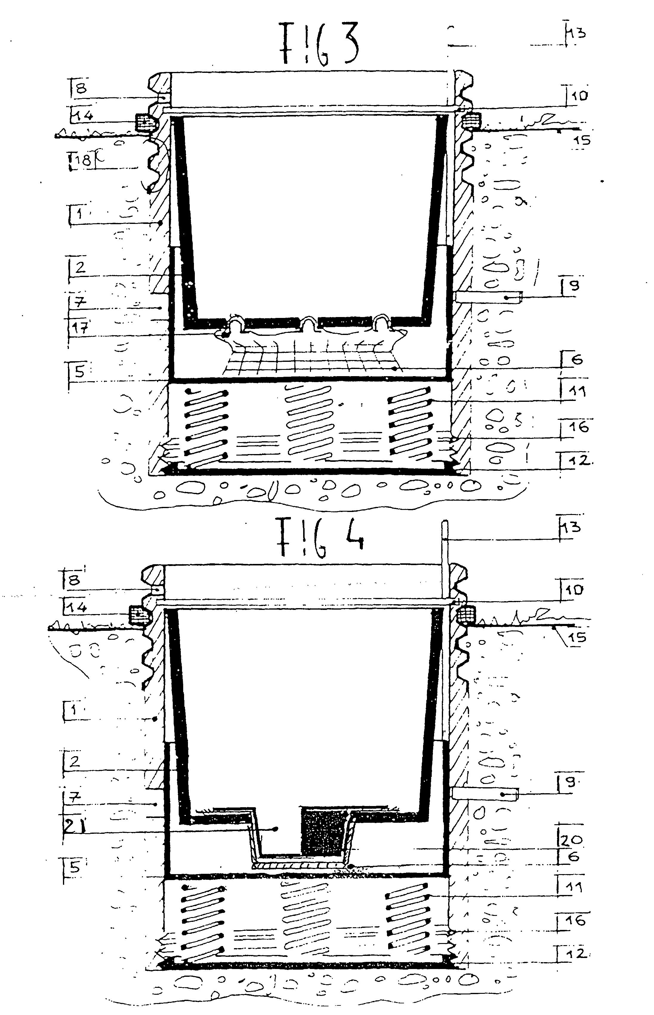 patent ep1124410b1 vorrichtung zum umpflanzen und pflegen von b umen str uchern und blumen. Black Bedroom Furniture Sets. Home Design Ideas