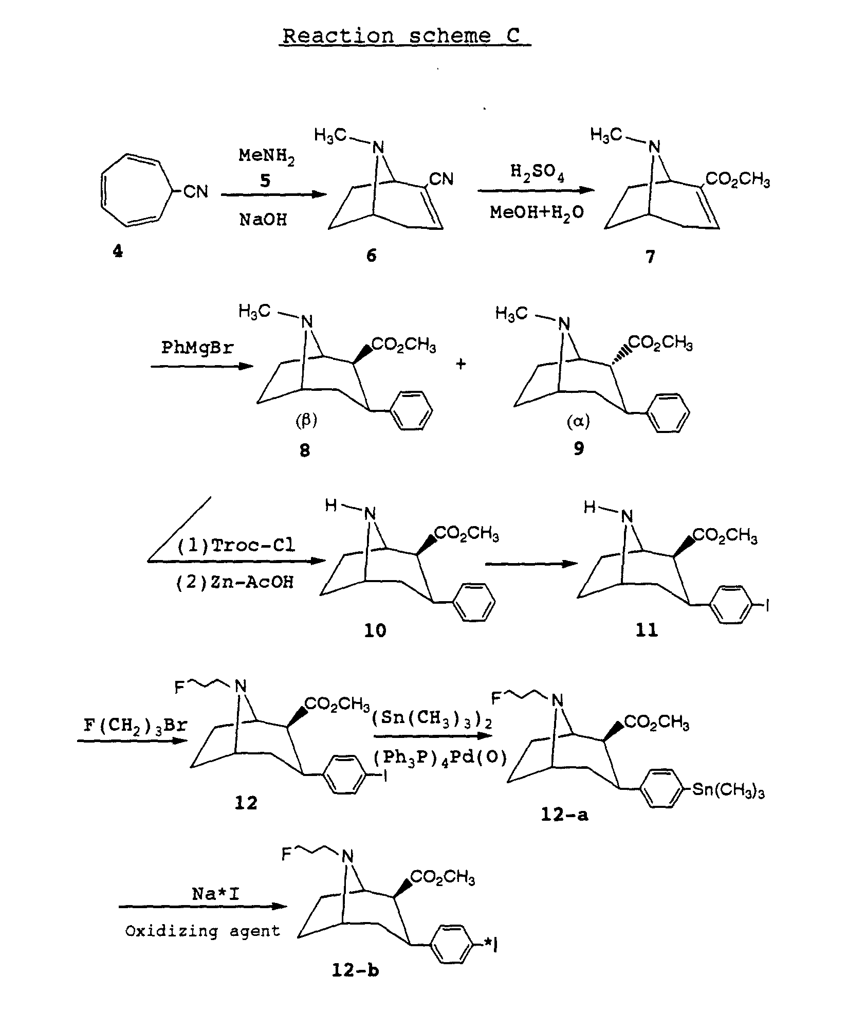 synthesising cocaine The final result will not be the same a natural processed coke, nothing has  the  classic total synthesis of cocaine involves three synthetic, one.