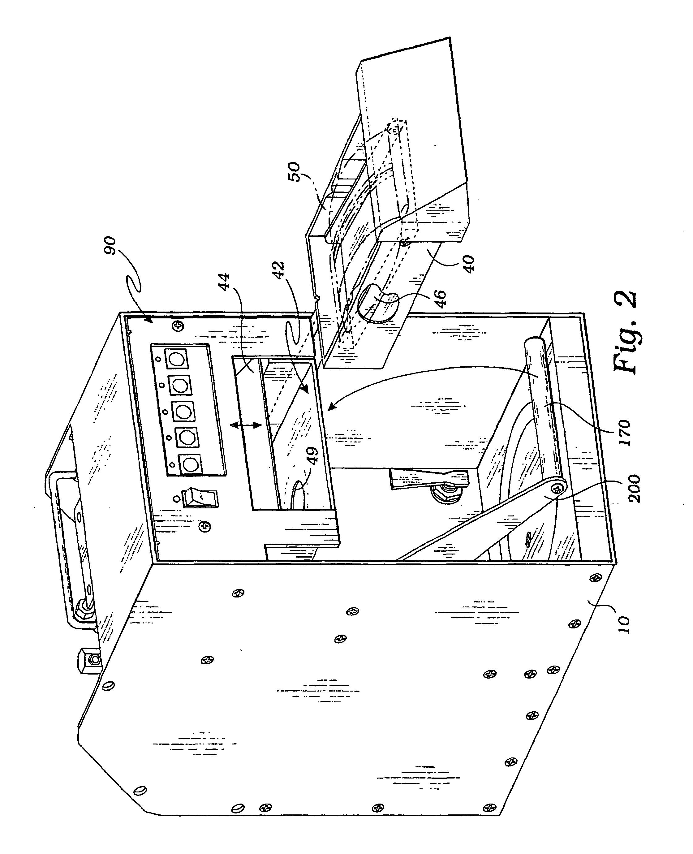 patent ep1157647b1 - coffee maker with automated interlocks