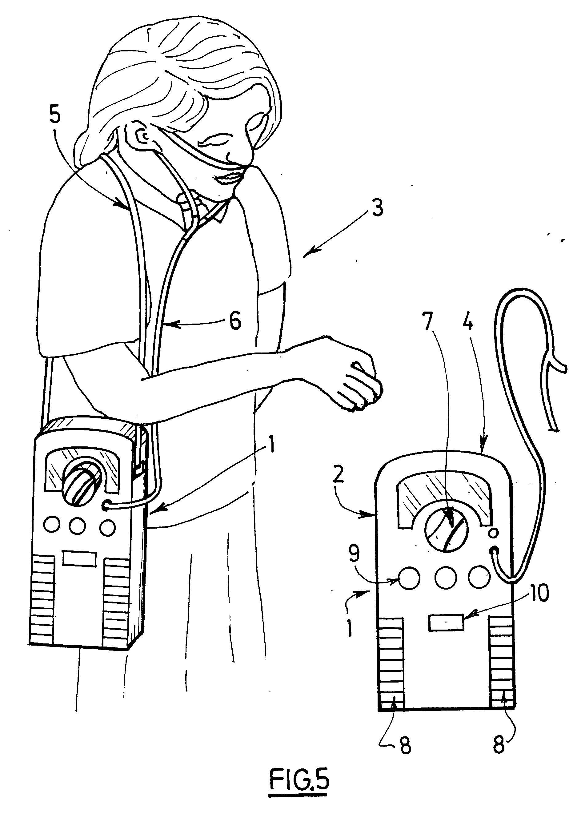 patent ep1157731a1 concentrateur d 39 oxyg ne portable. Black Bedroom Furniture Sets. Home Design Ideas
