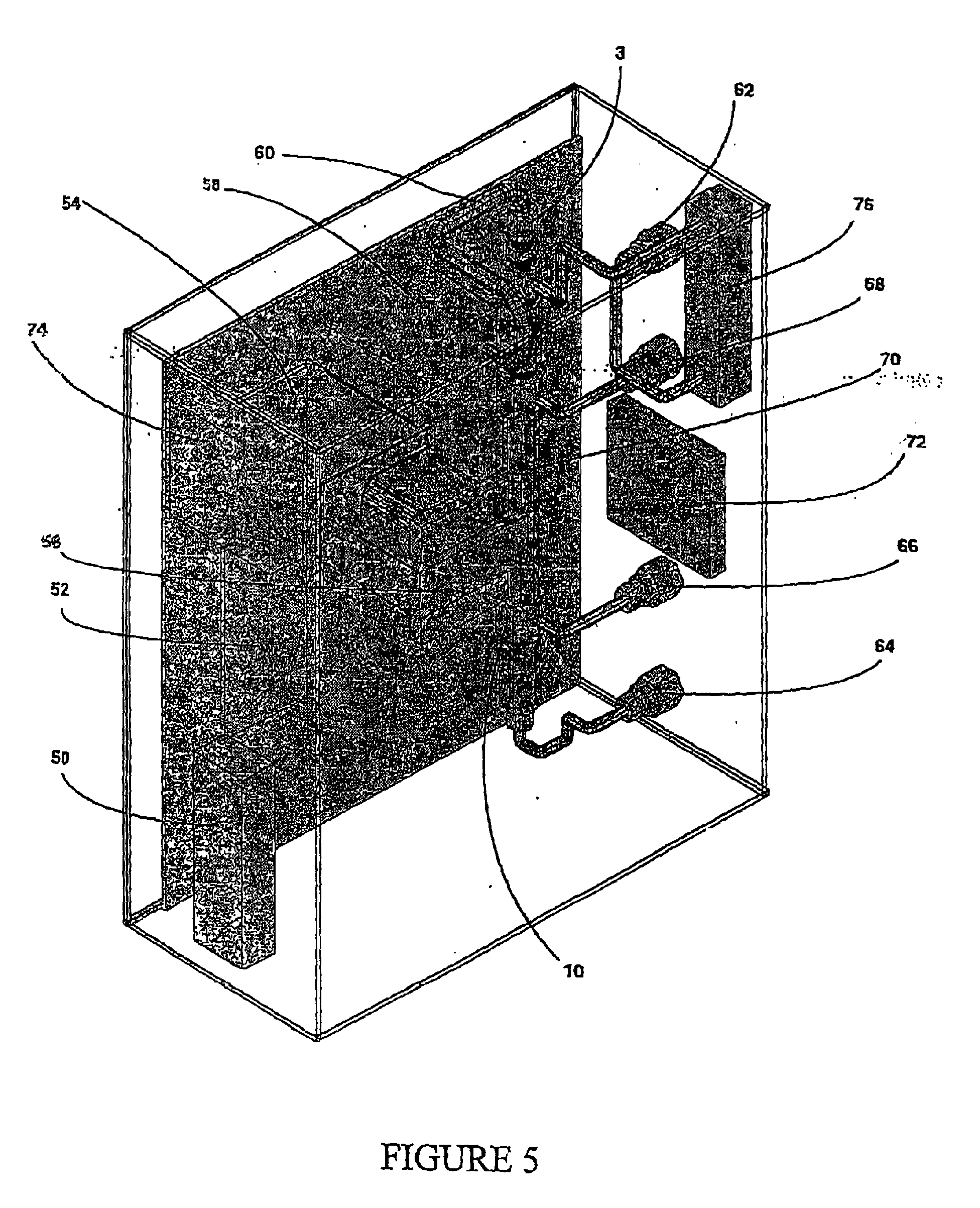patent ep1160194a2 - ozone generator with water cooled glass dielectric