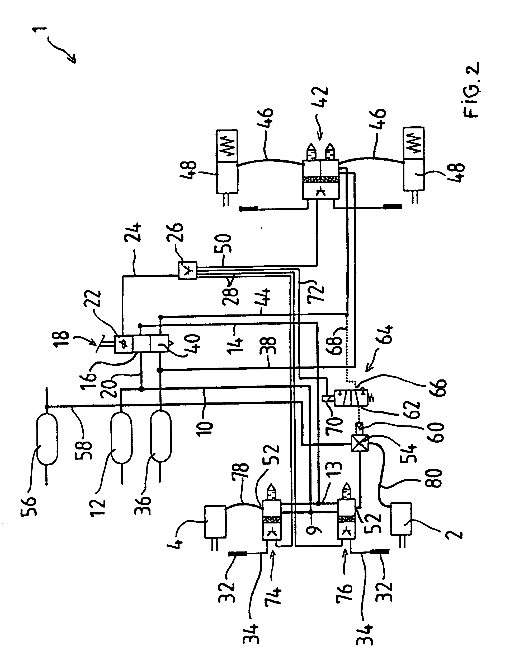 Patent EP1185447B1 - Automotive braking system actuated by a ...