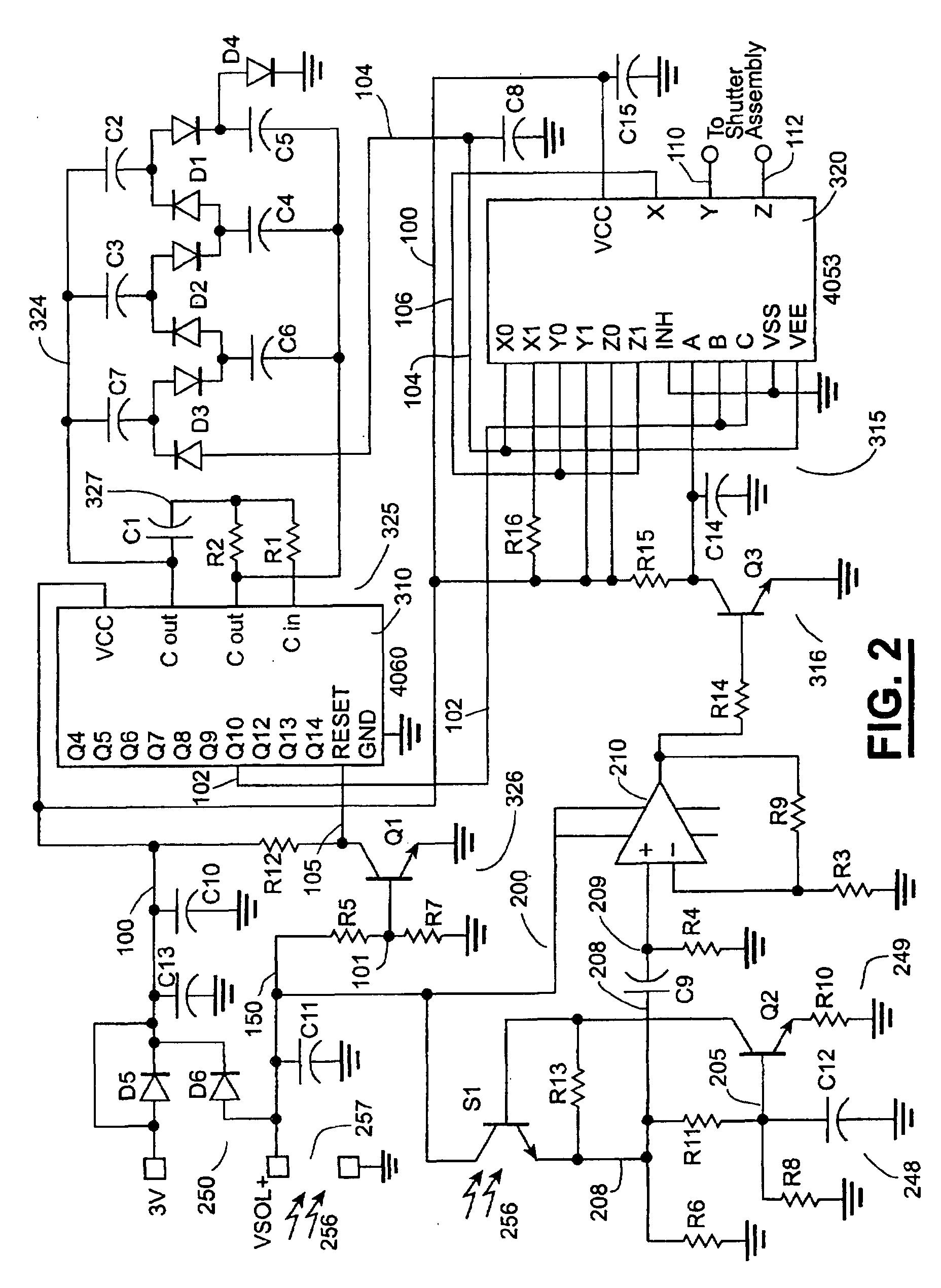 patent ep1190689a2 - phototransistor-based welding helmet
