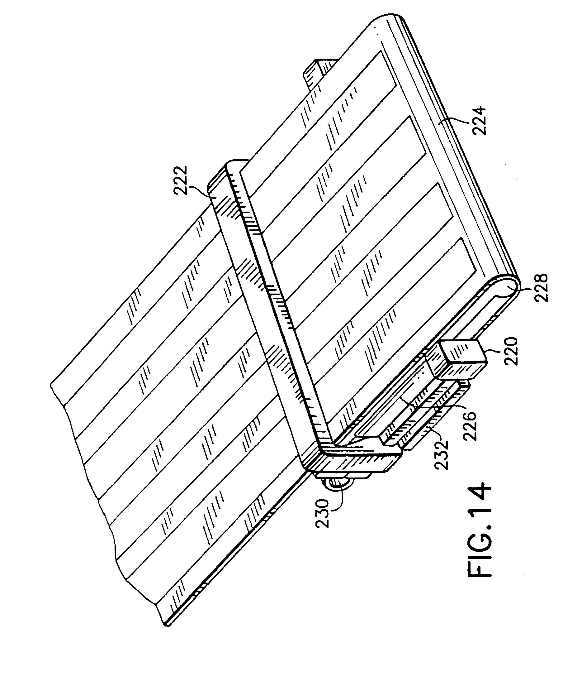 patent ep1195852a1 - verbesserungen f u00fcr flexible leiterplatten zusammenbau