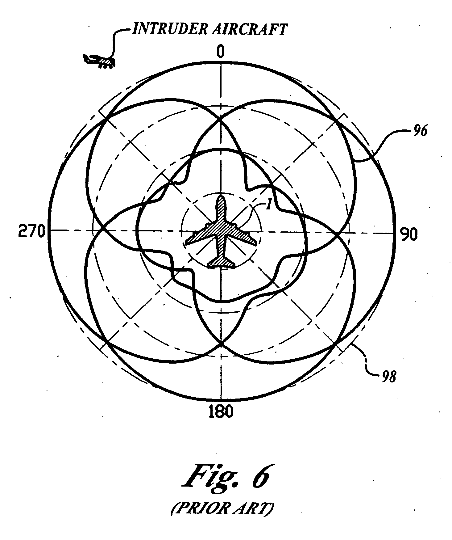 patent ep1200852b1 - transponder having directional antennas