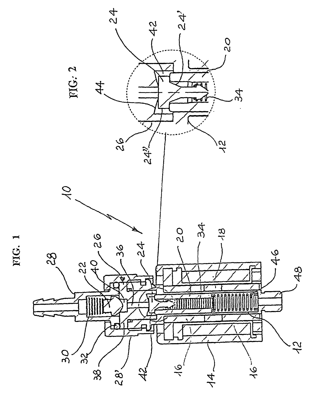 mobile piston pump