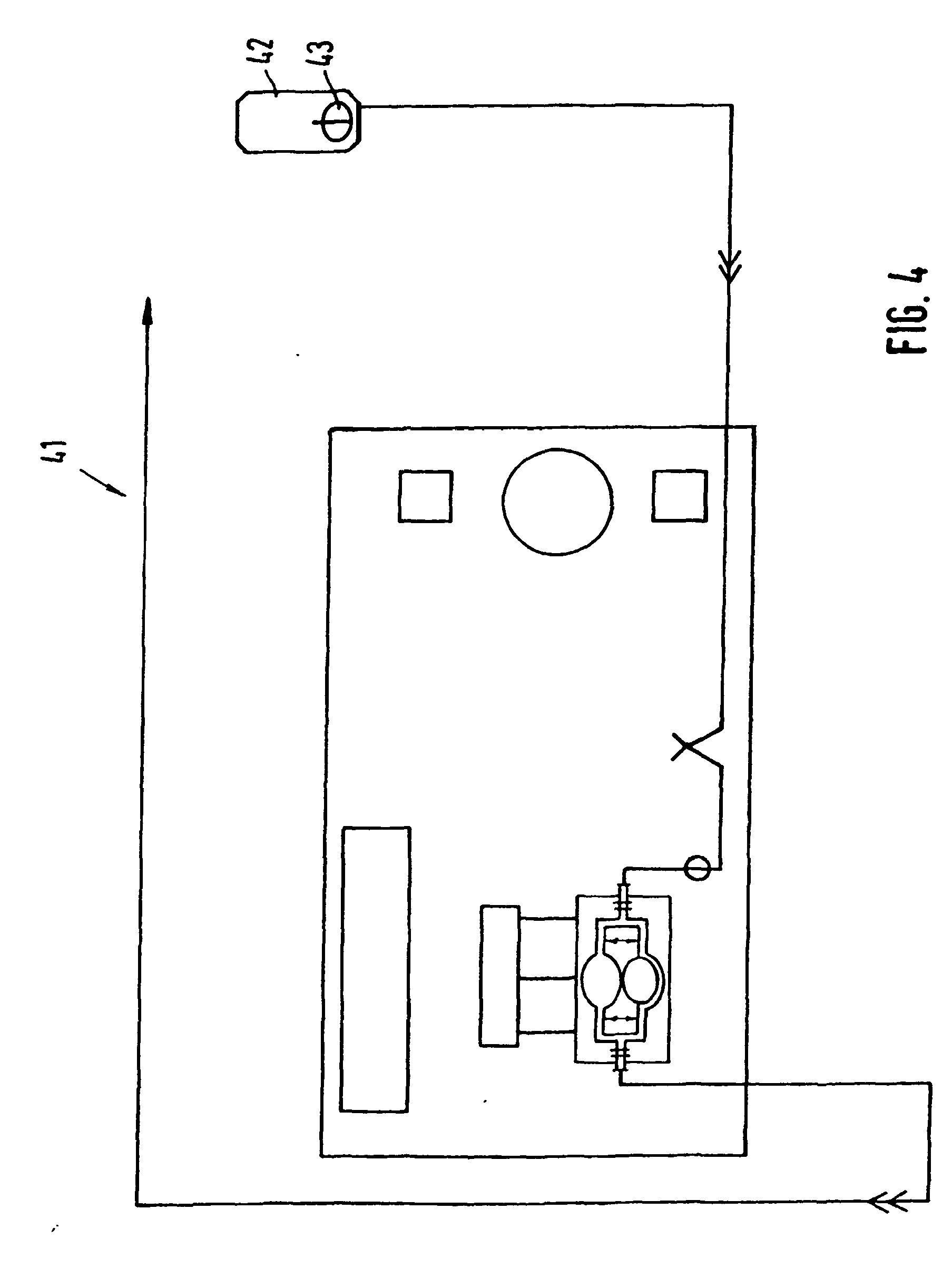 Patent drawing for Interieur corps humain