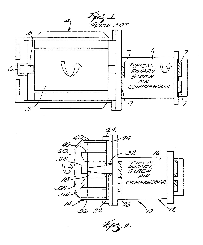 permanent magnet motor diagram