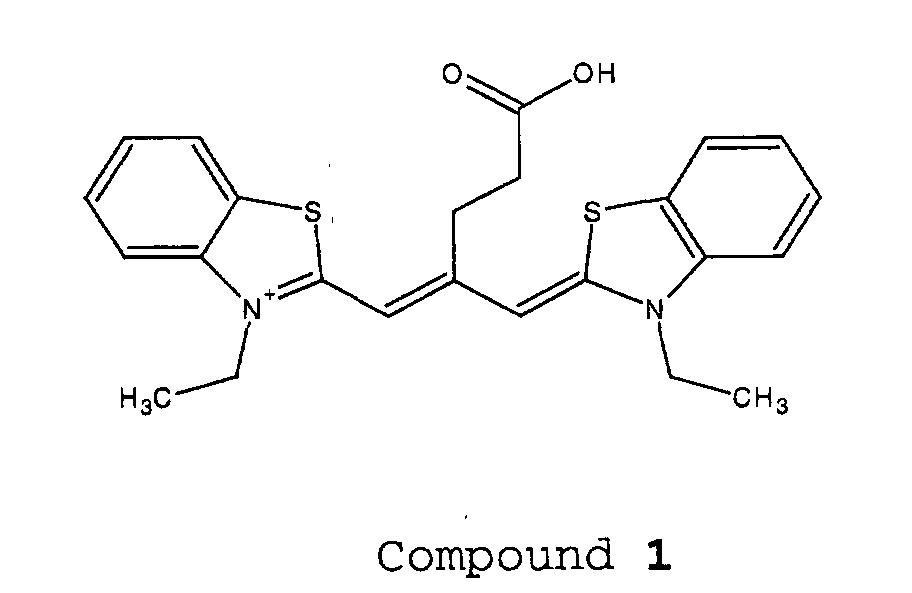 Patent Ep1223197a2 Symmetric Monofunctionalised Polymethine Dyes Labelling Reagents Google