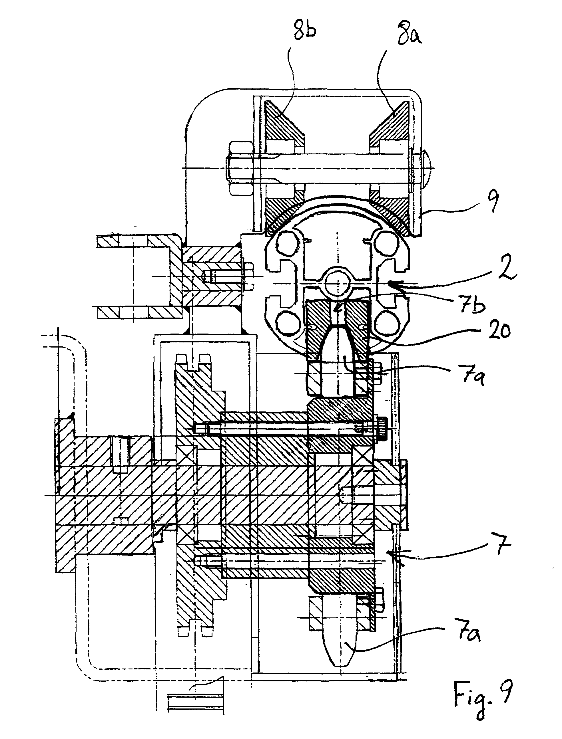 patent ep1236671a1 - driving mechanism for a stairlift