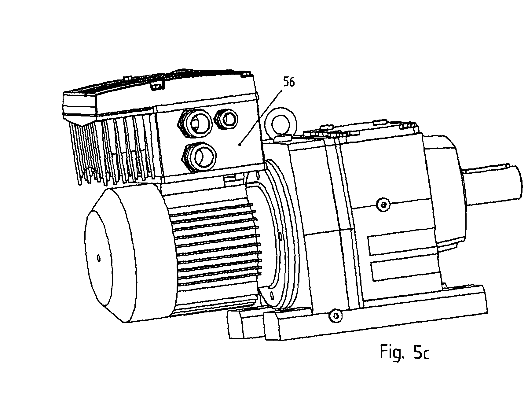 Patent Ep1237260a2 Converter Motor And Drive System
