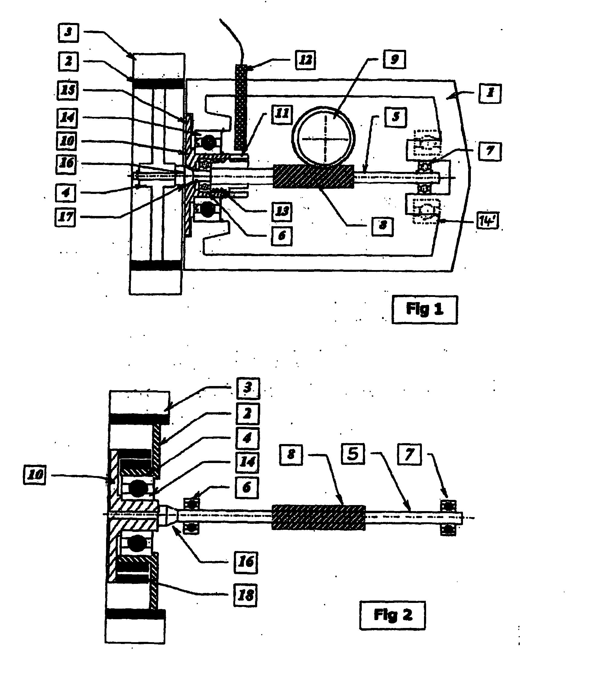 Patent EP B1 Turbine gas meter Google Patents