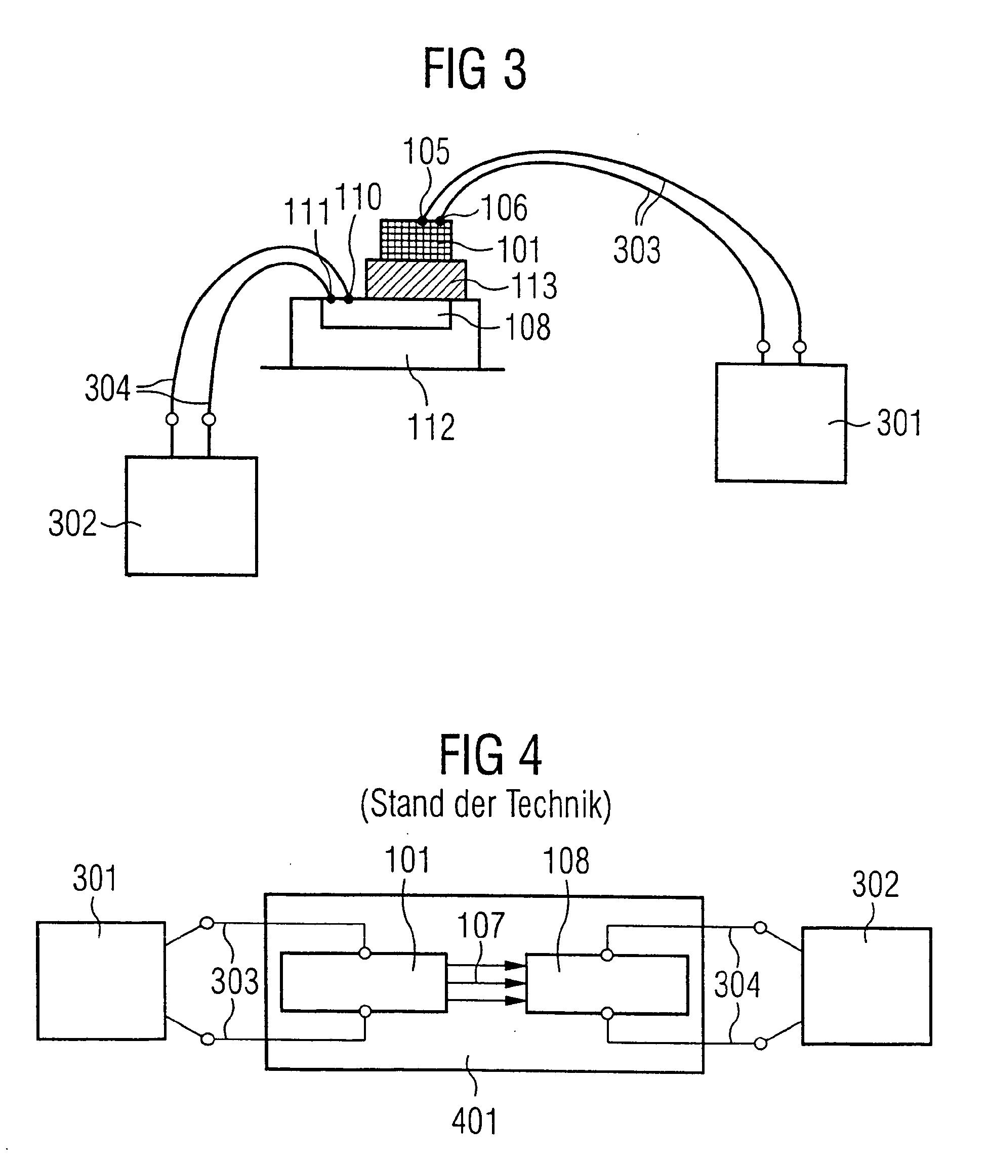 专利ep1246260a2 - optoelectronic
