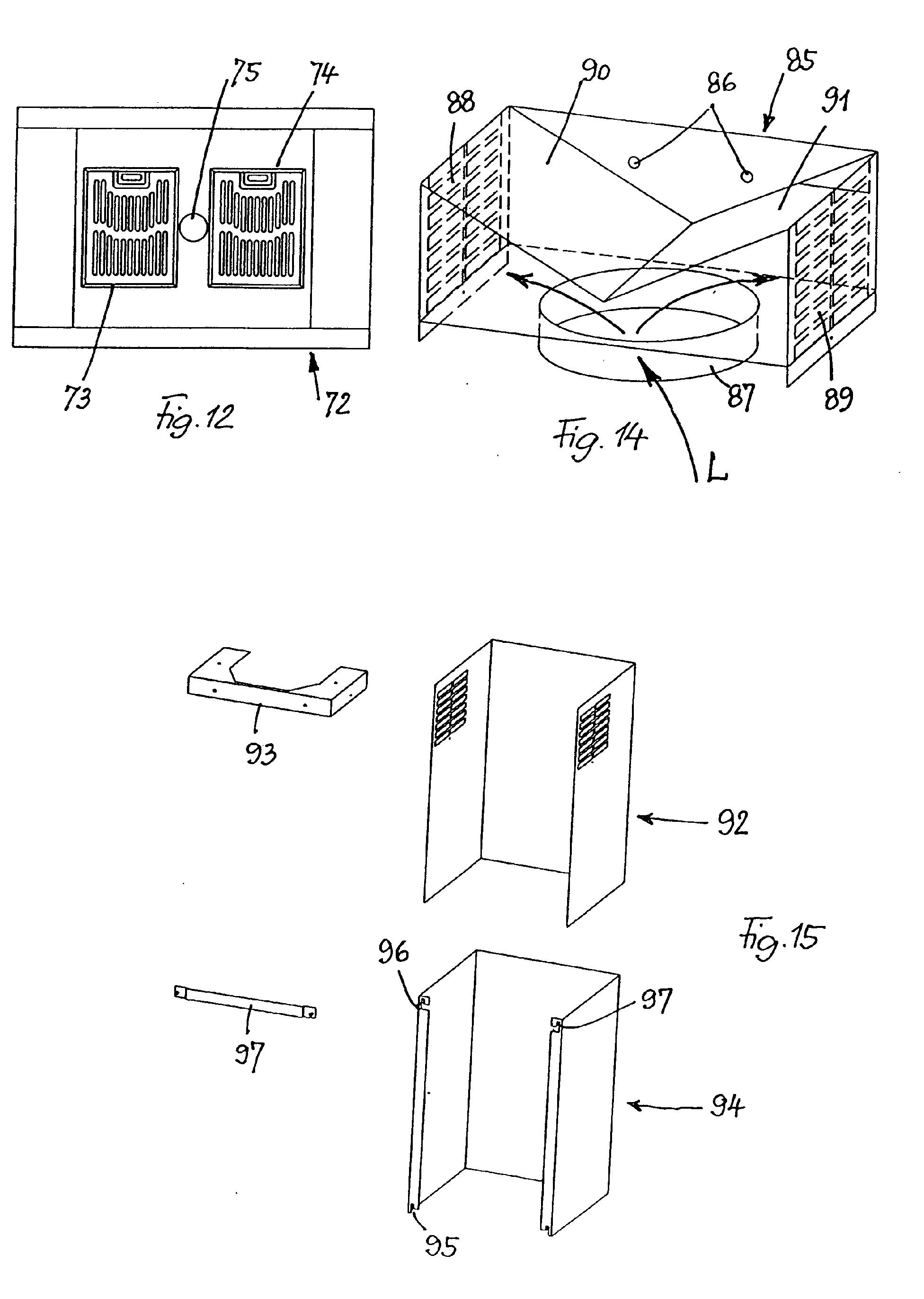 anschluss dunstabzugshaube abluftkanal anschluss dunstabzugshaube abluftkanal neu flachkanal f. Black Bedroom Furniture Sets. Home Design Ideas