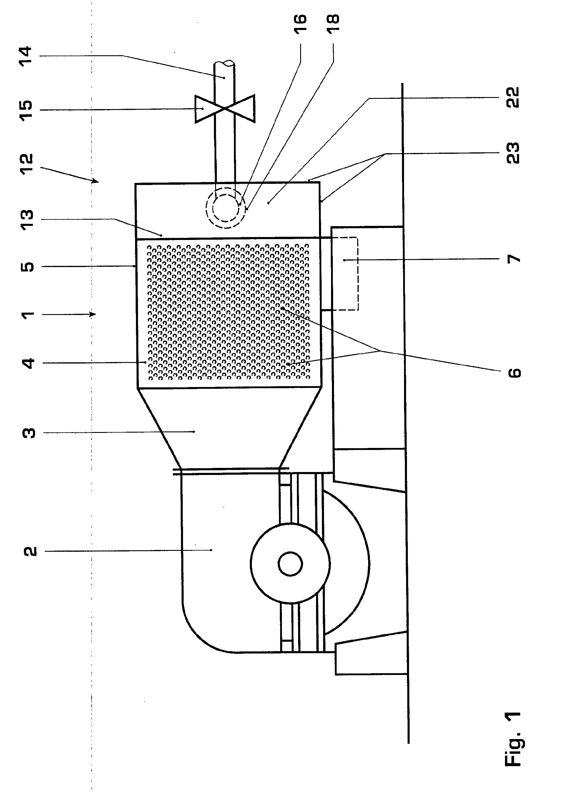 steam engine locomotive cross section