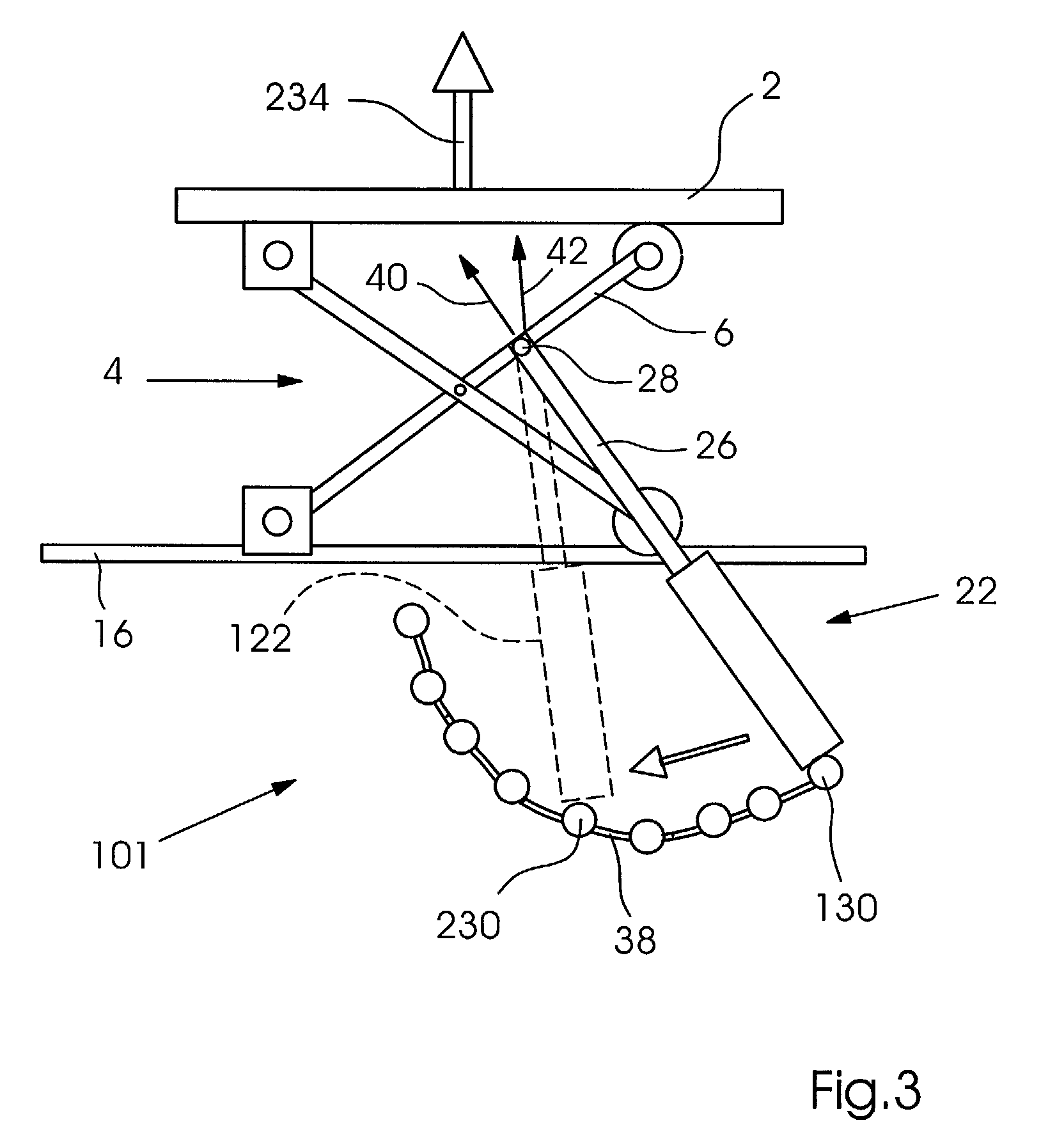 patent ep1275611a1 scherenhubtisch google patents. Black Bedroom Furniture Sets. Home Design Ideas