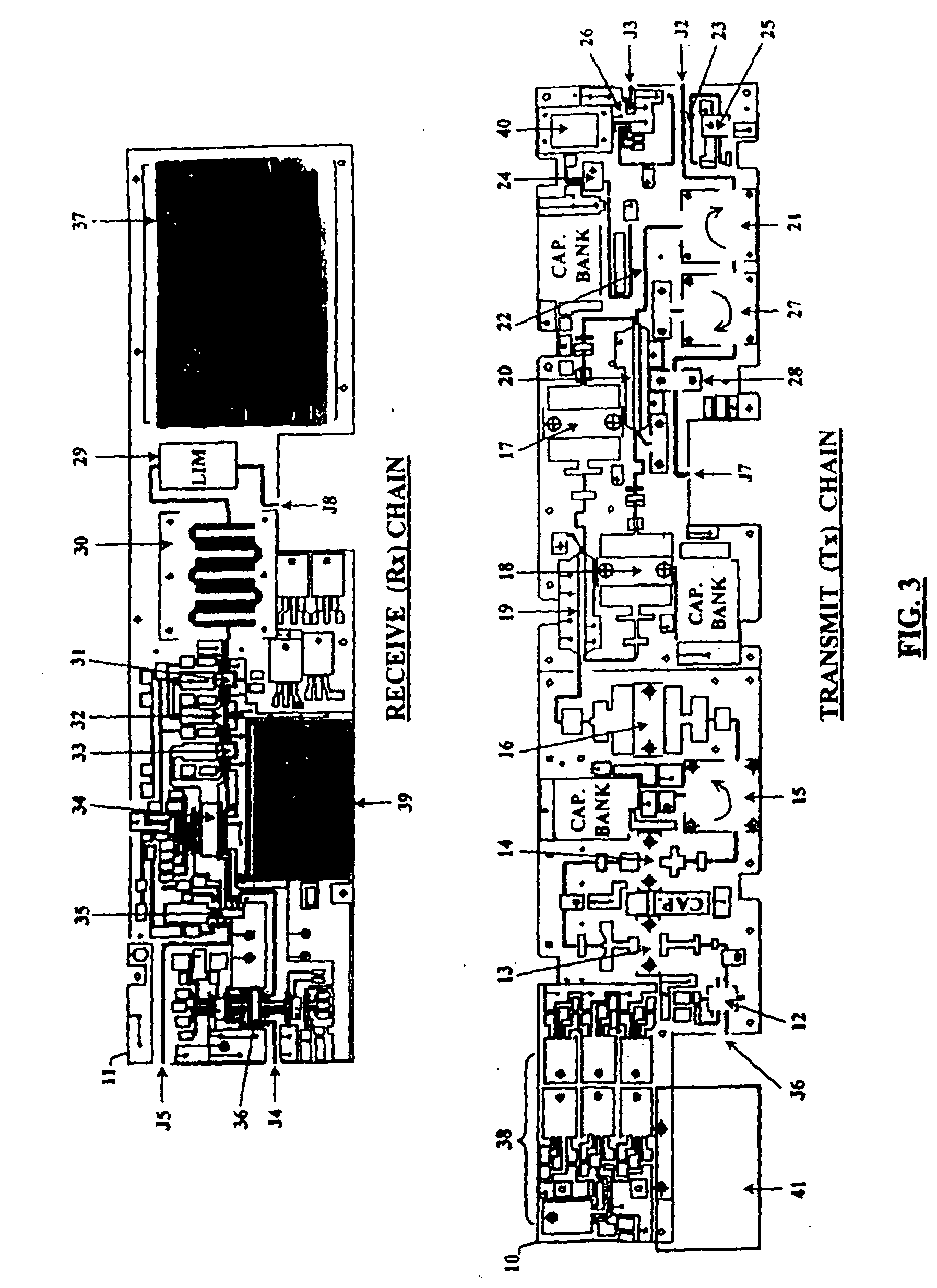 patent ep1279046b1 - transmit  receiver module for active phased array antenna