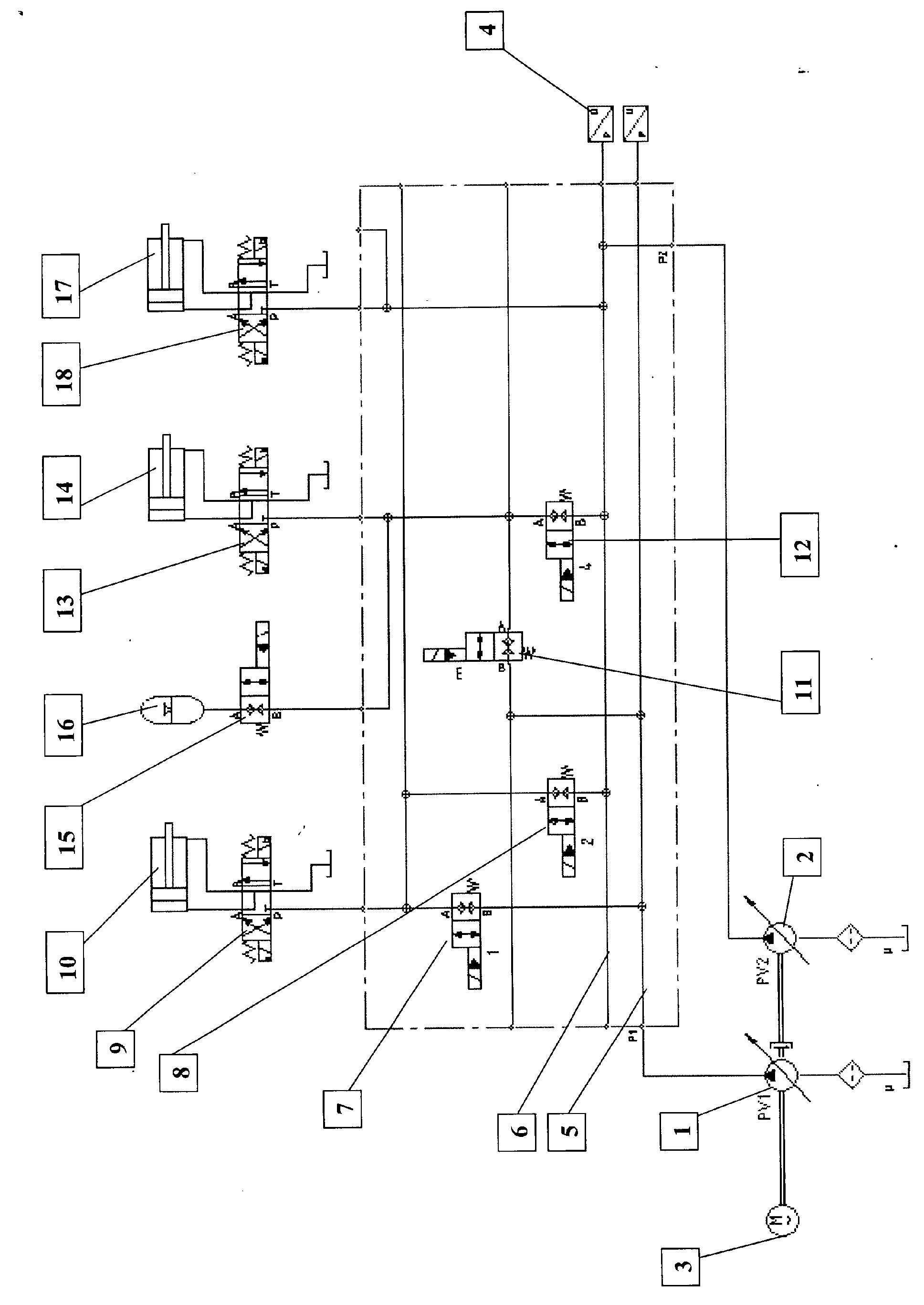 电路 电路图 电子 工程图 户型 户型图 平面图 原理图 1936_2733 竖版