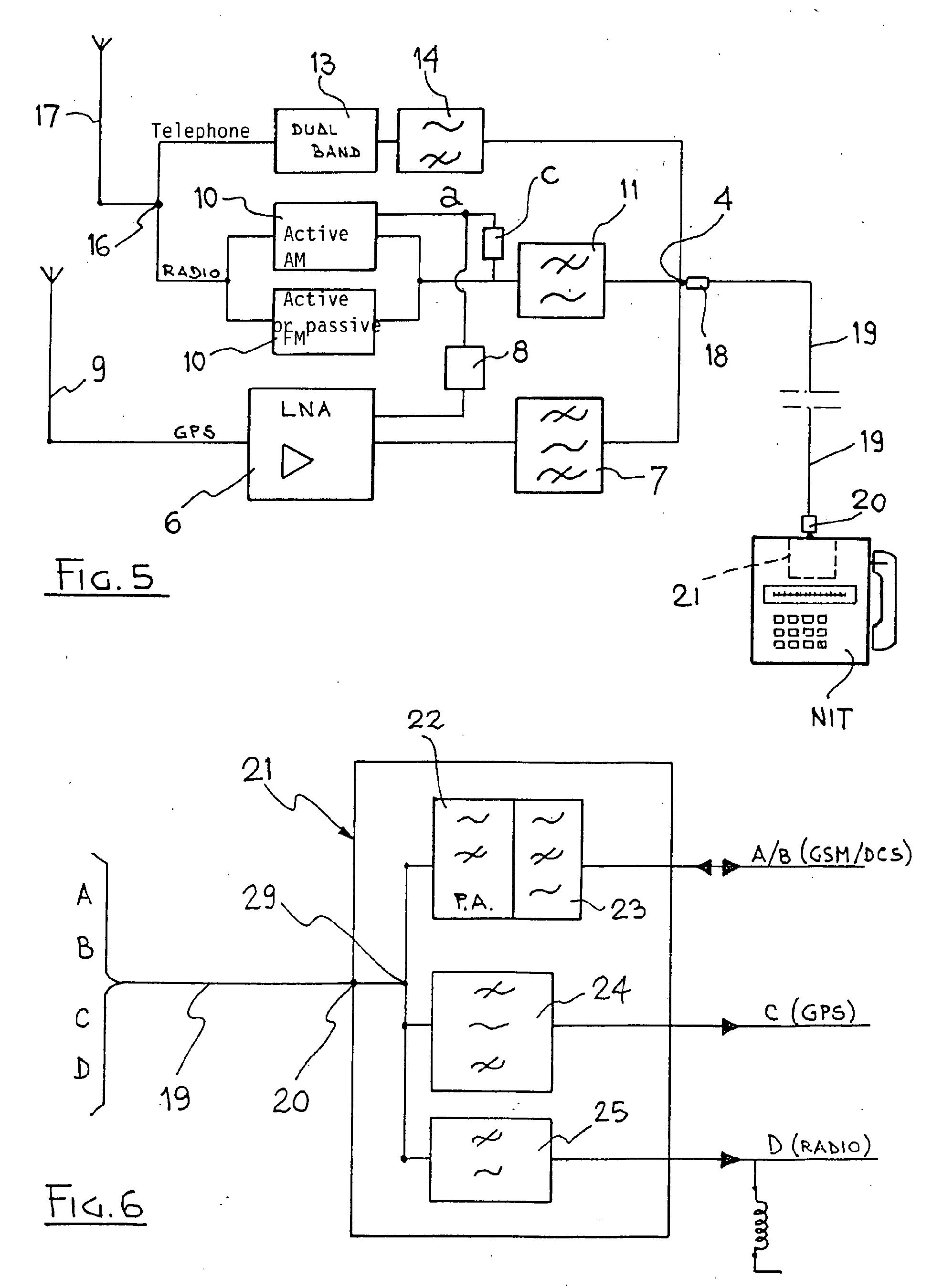 external fm antenna wiring diagram diagram of 1997 jeep