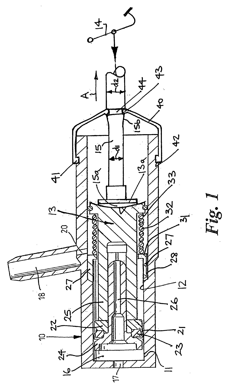 专利ep1306562a1 - hydraulic