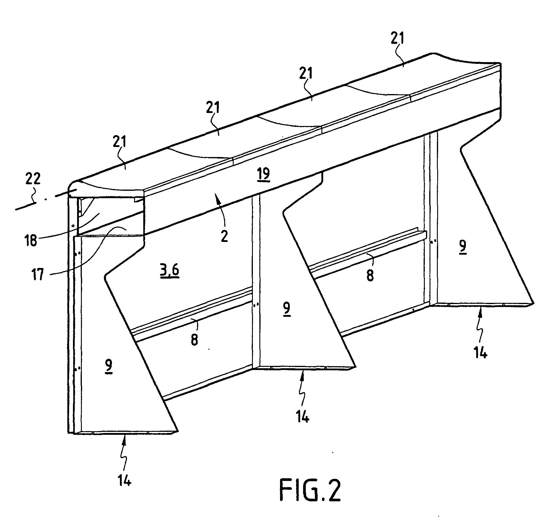 Patent ep1319775a1 piscine goulotte p riph rique for Goulotte piscine