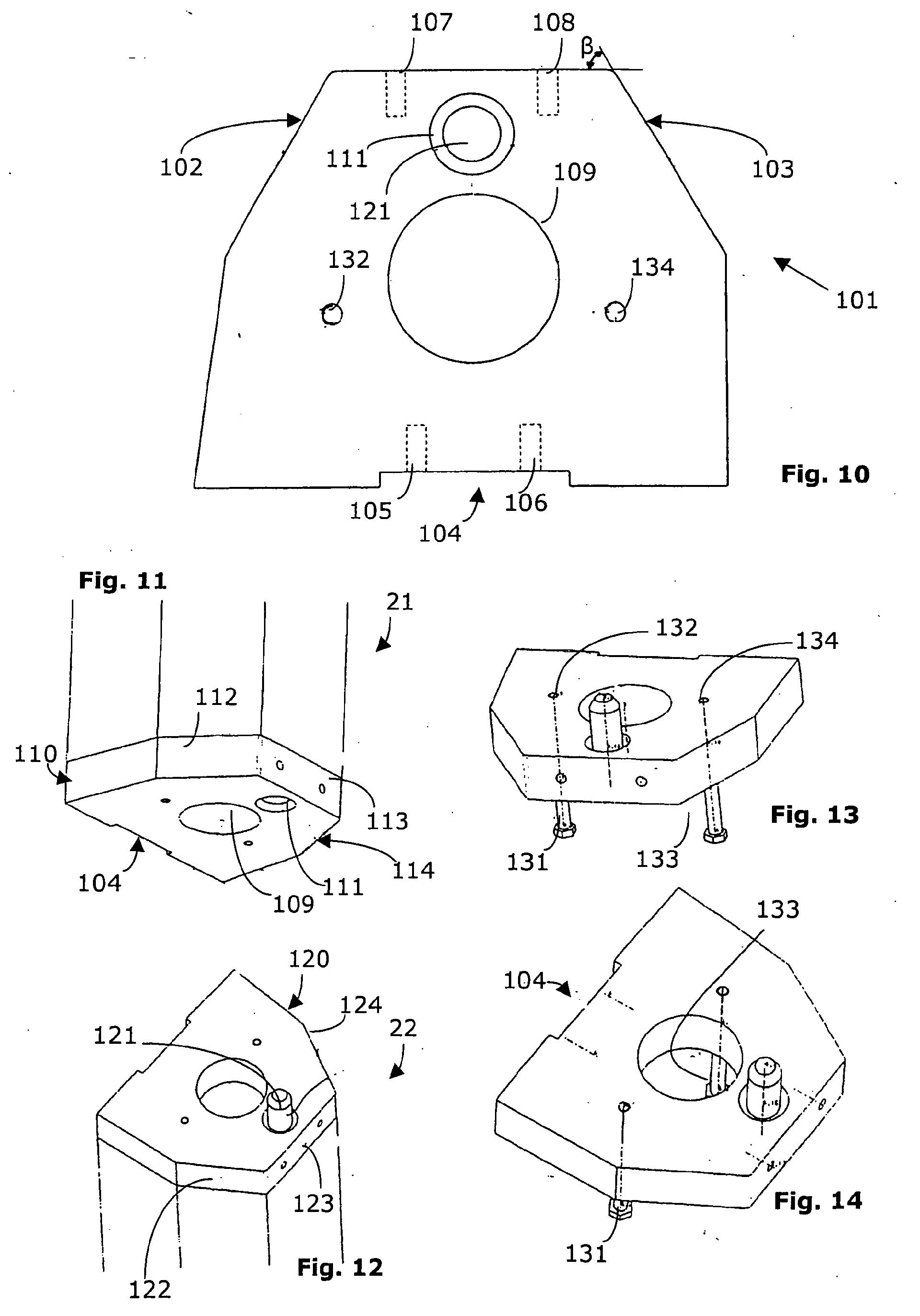 patent ep1321419a1 antriebsmodul f r modulierbaren. Black Bedroom Furniture Sets. Home Design Ideas