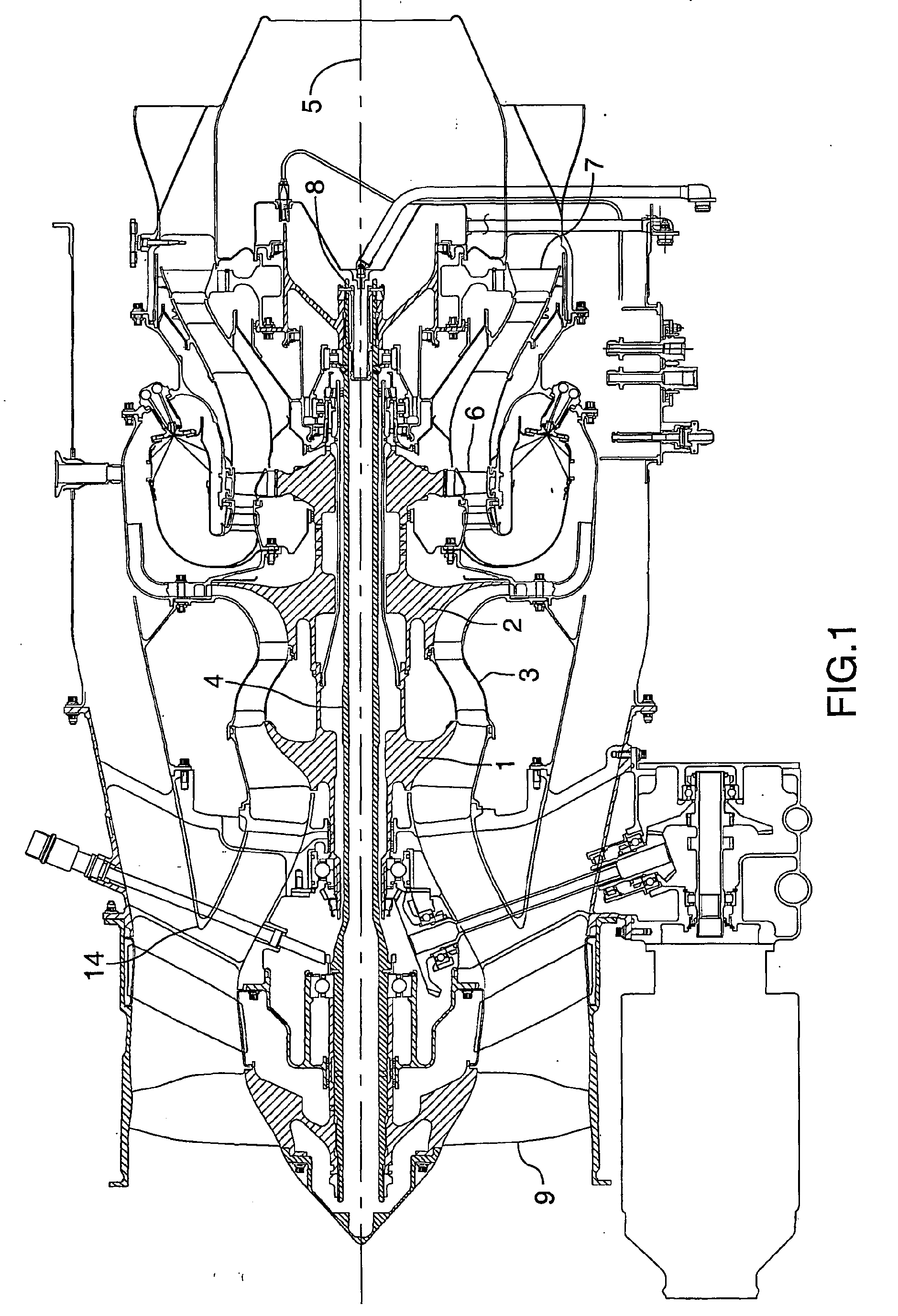 Mixed Flow Compressor : Patent ep b mixed flow and centrifugal compressor