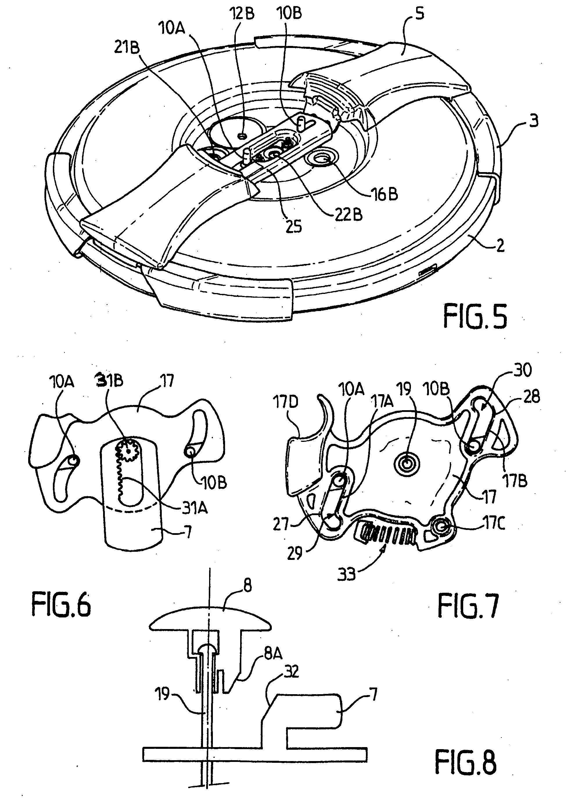 Patent ep1342440b1 appareil de cuisson d 39 aliments sous pression comportant un module de - Cookeo cuisson sous pression ...