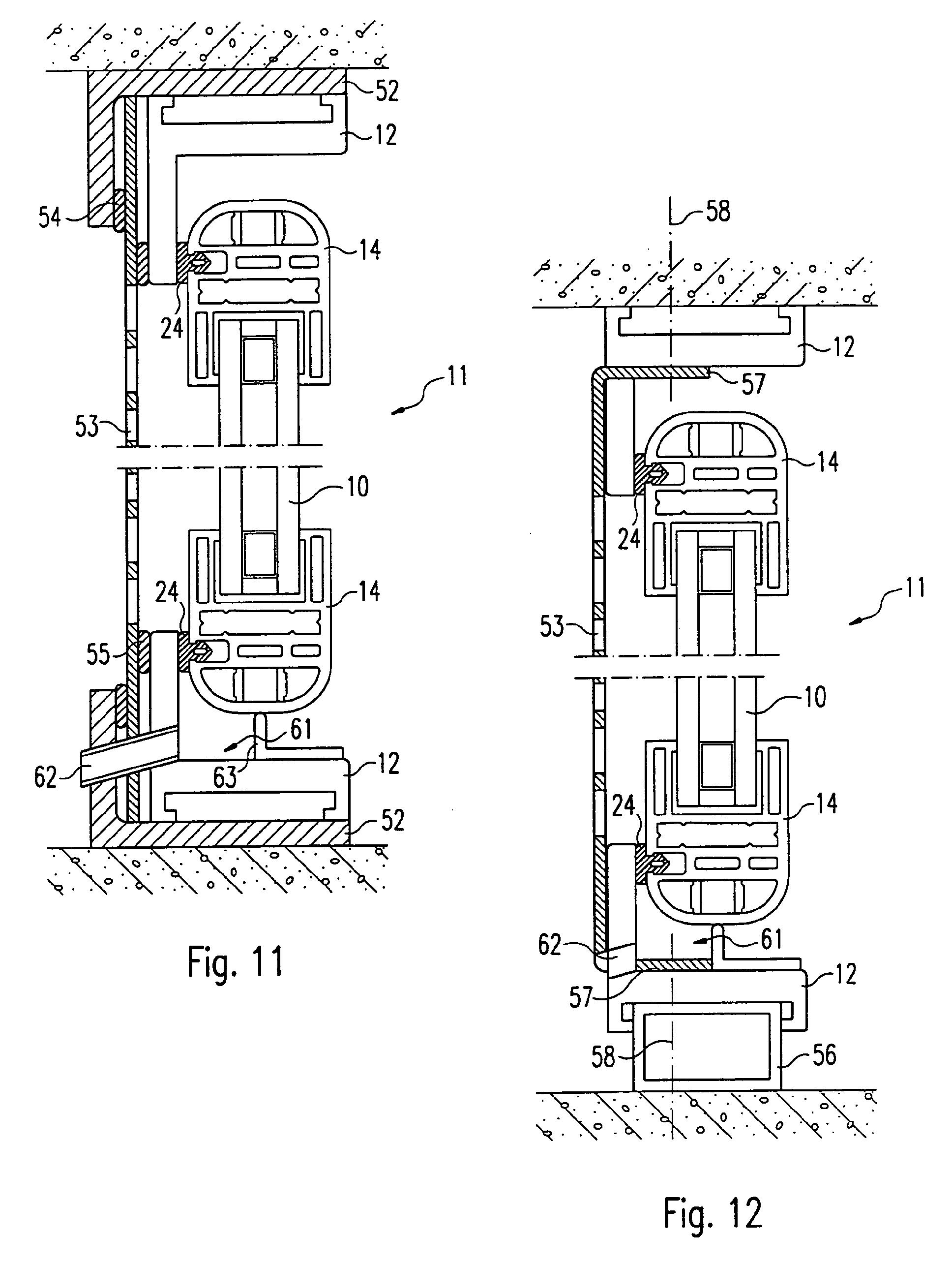 patent ep1344887a1 dreh kipp beschlag google patents. Black Bedroom Furniture Sets. Home Design Ideas