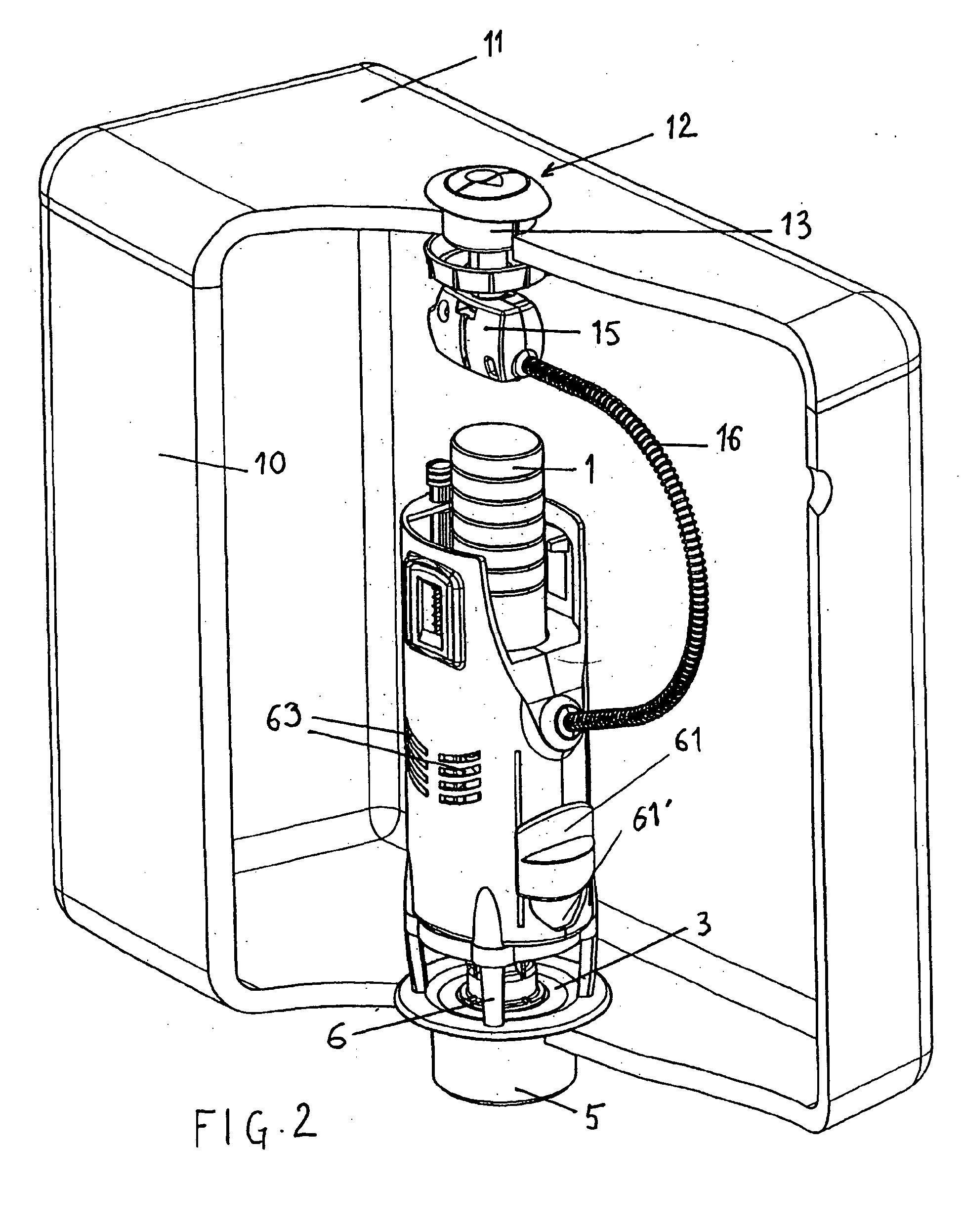 brevet ep1354100b1 mecanisme de chasse d 39 eau pour. Black Bedroom Furniture Sets. Home Design Ideas