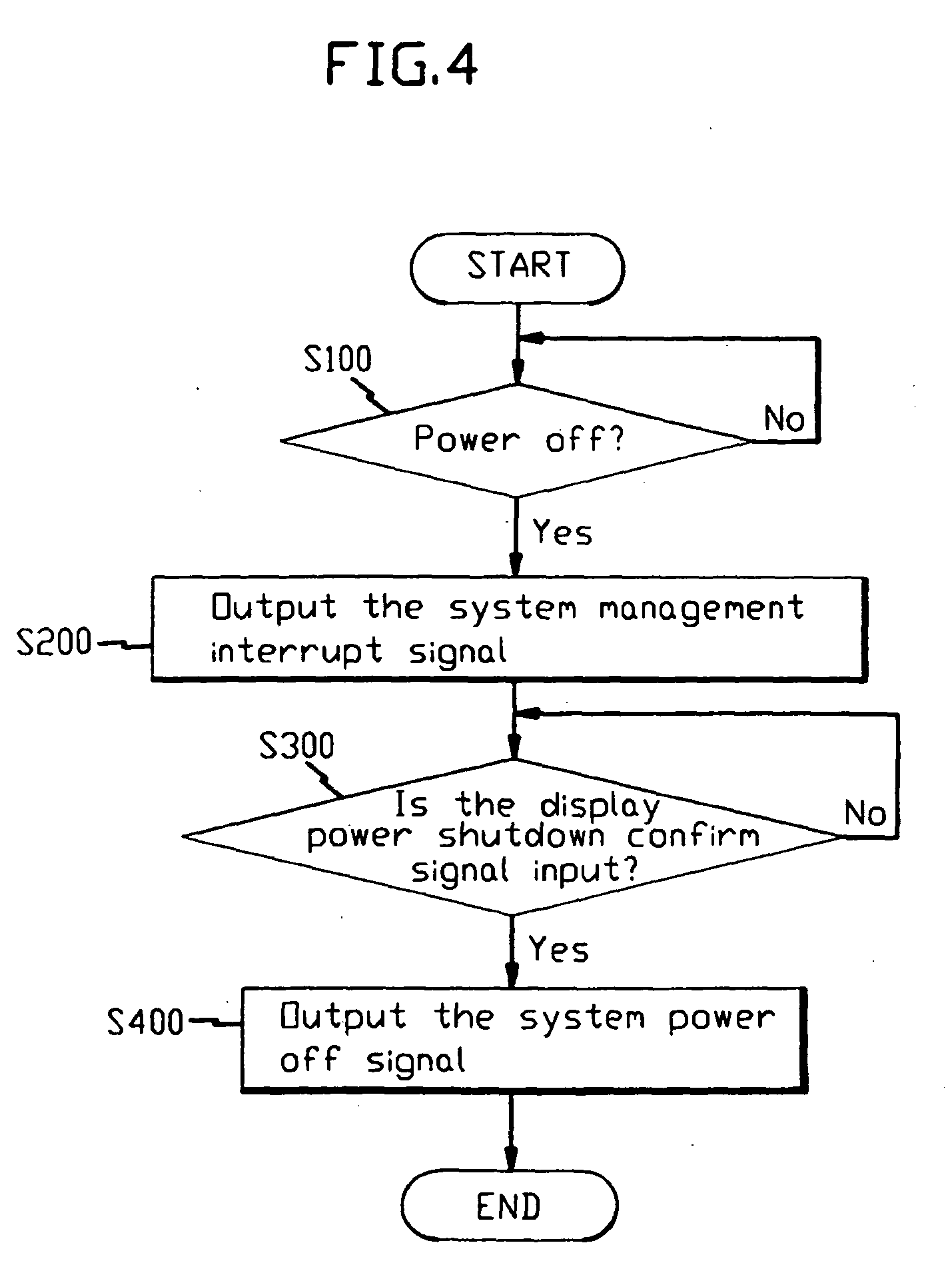 Patent ep1355222b1 a control system for power shutdown of a patent drawing nvjuhfo Images