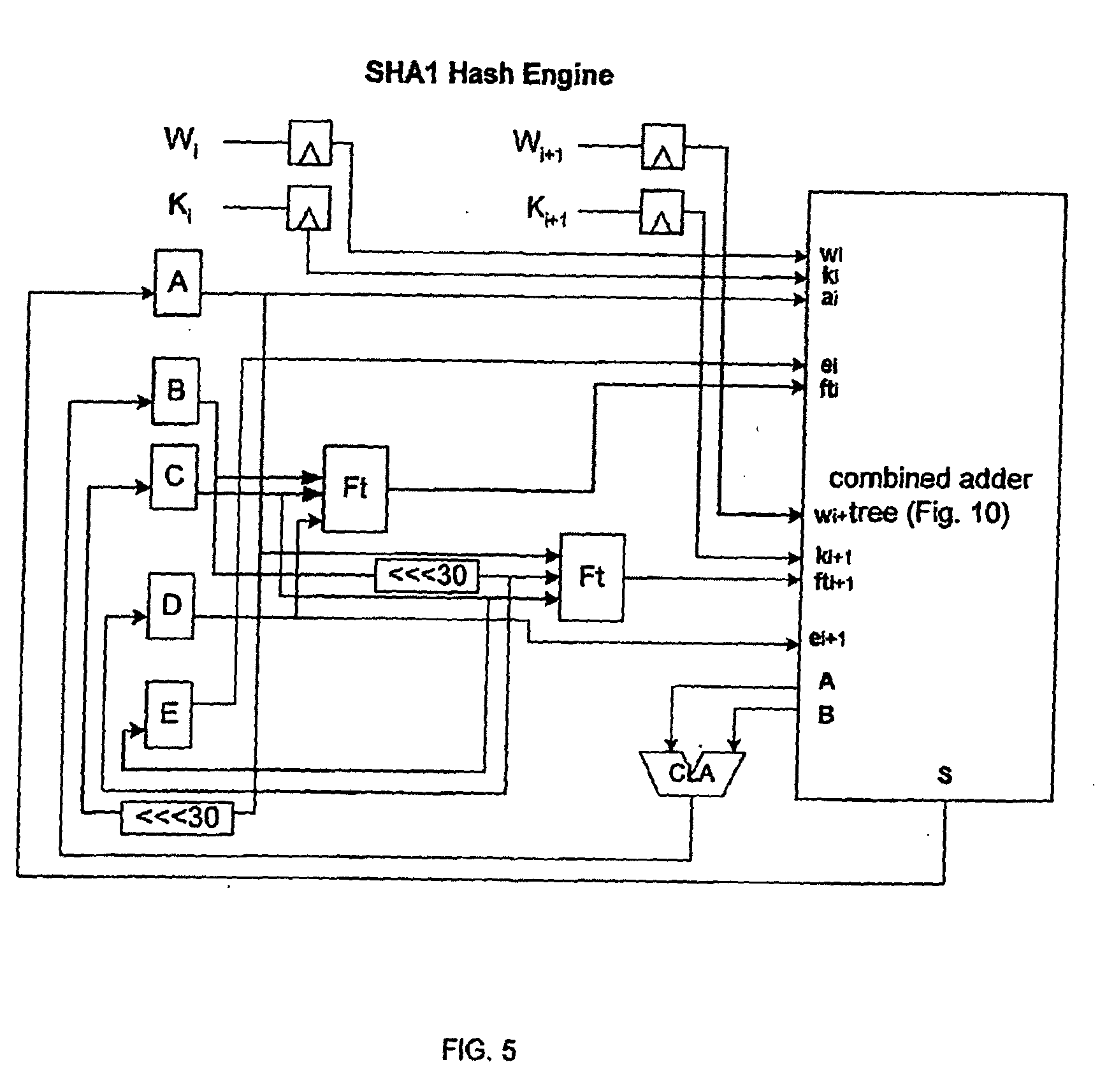 patent epb  implentation of the sha algorithm  google, wiring diagram