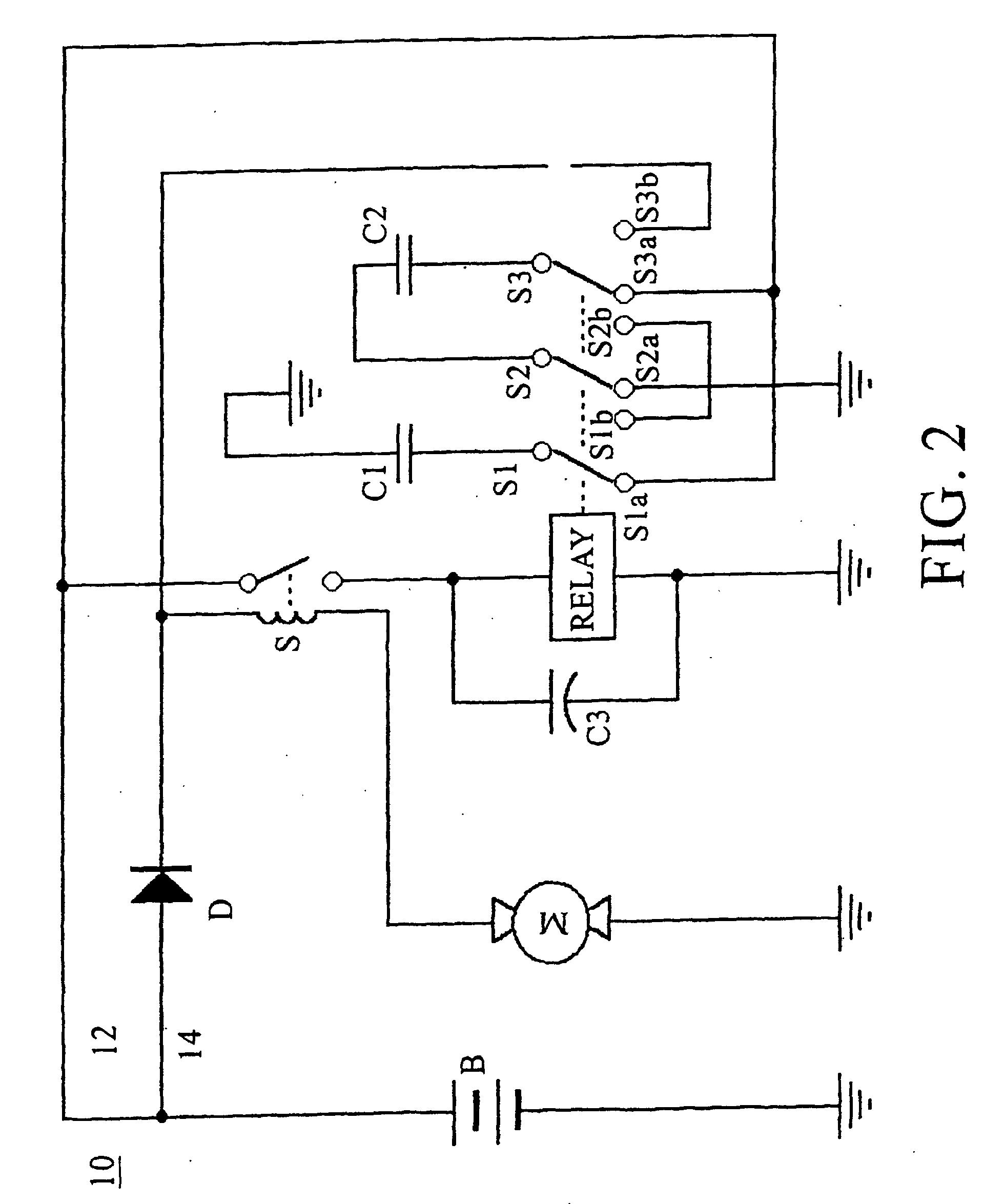 patent ep1363386b1 - high current pulse generator