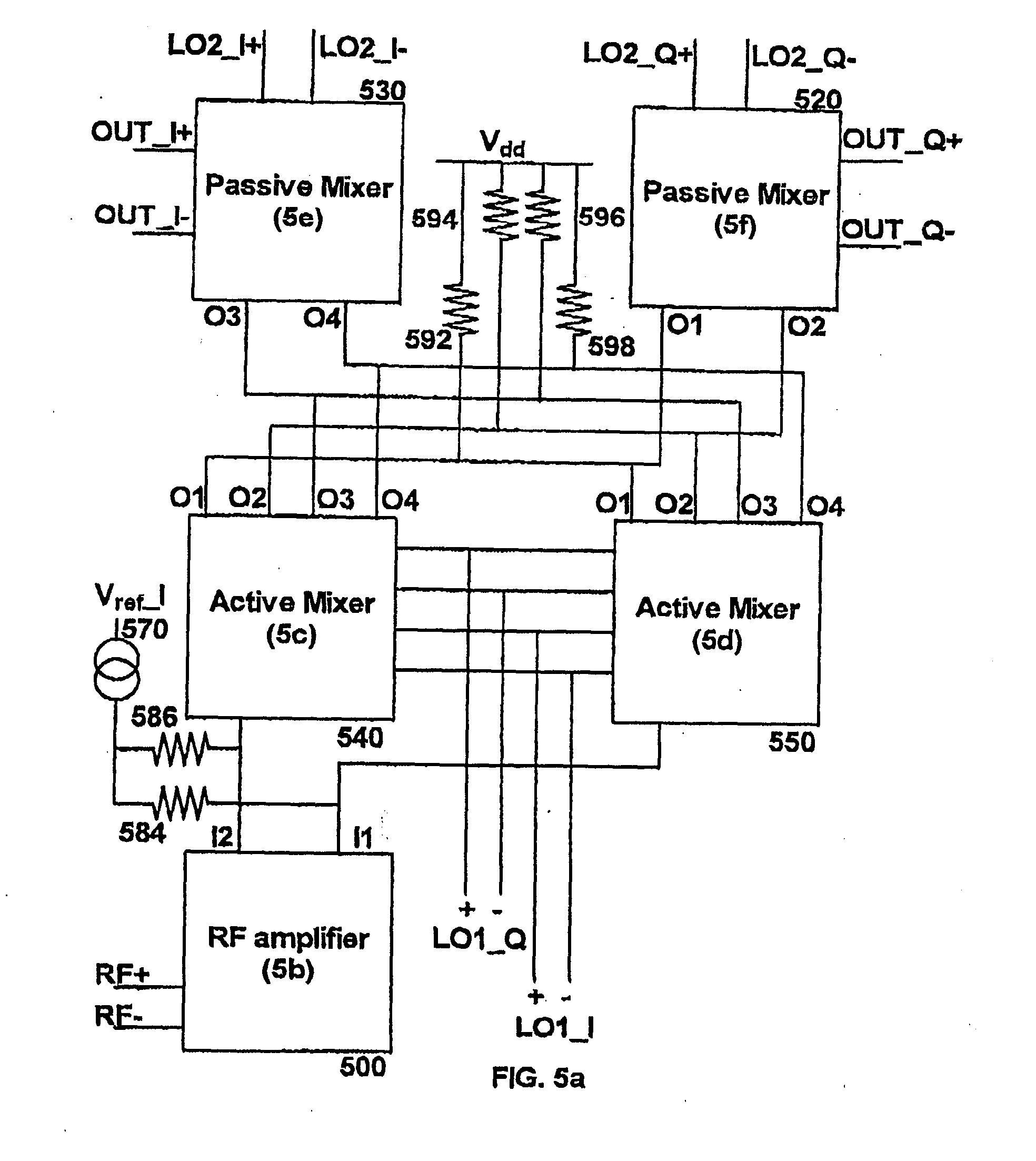 gilbert cell mixer thesis