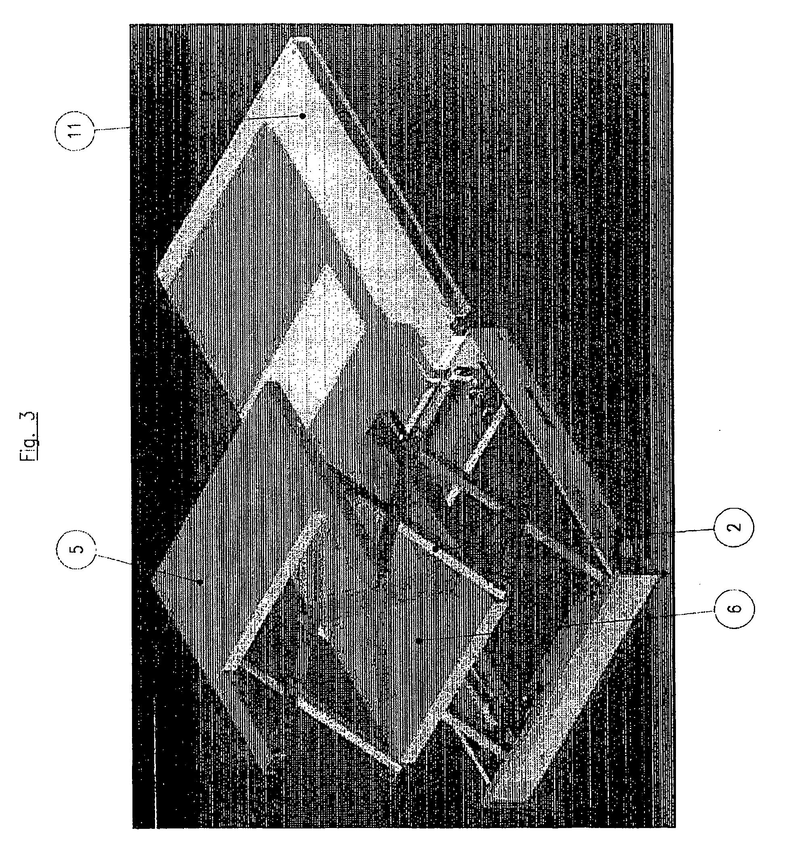 patent ep1366692b1 si ge gradin escamotable google. Black Bedroom Furniture Sets. Home Design Ideas