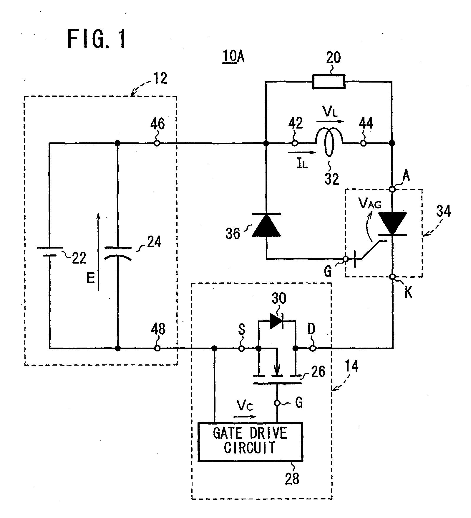 patent ep1376868a2 high voltage pulse generating circuit google rh google com ai
