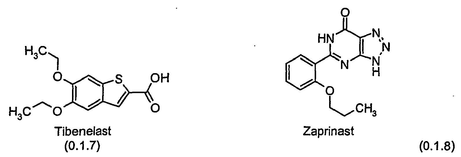 专利ep1397135b1 - combination of a pde4 inhibitor