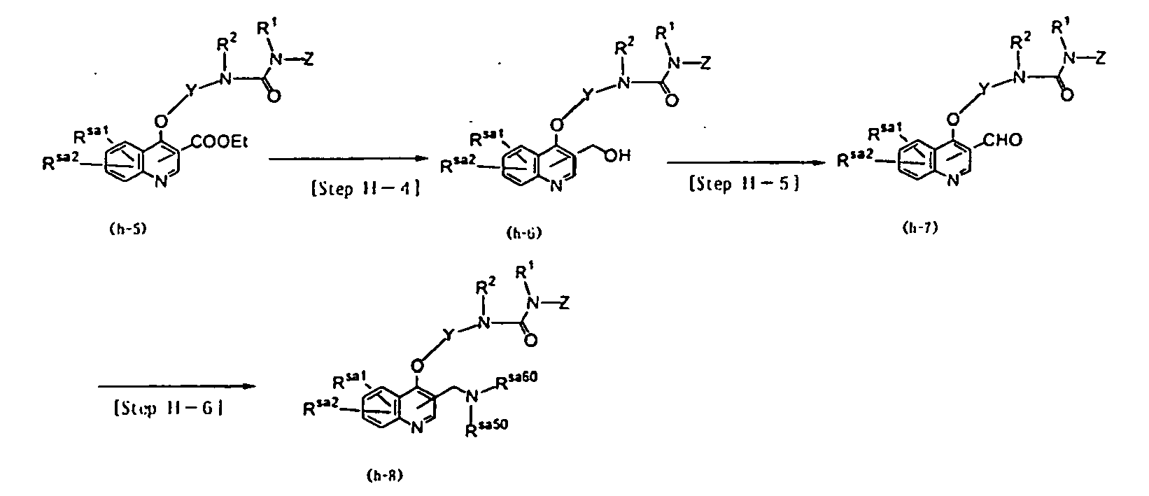 Reductive Amination Reflux Ring