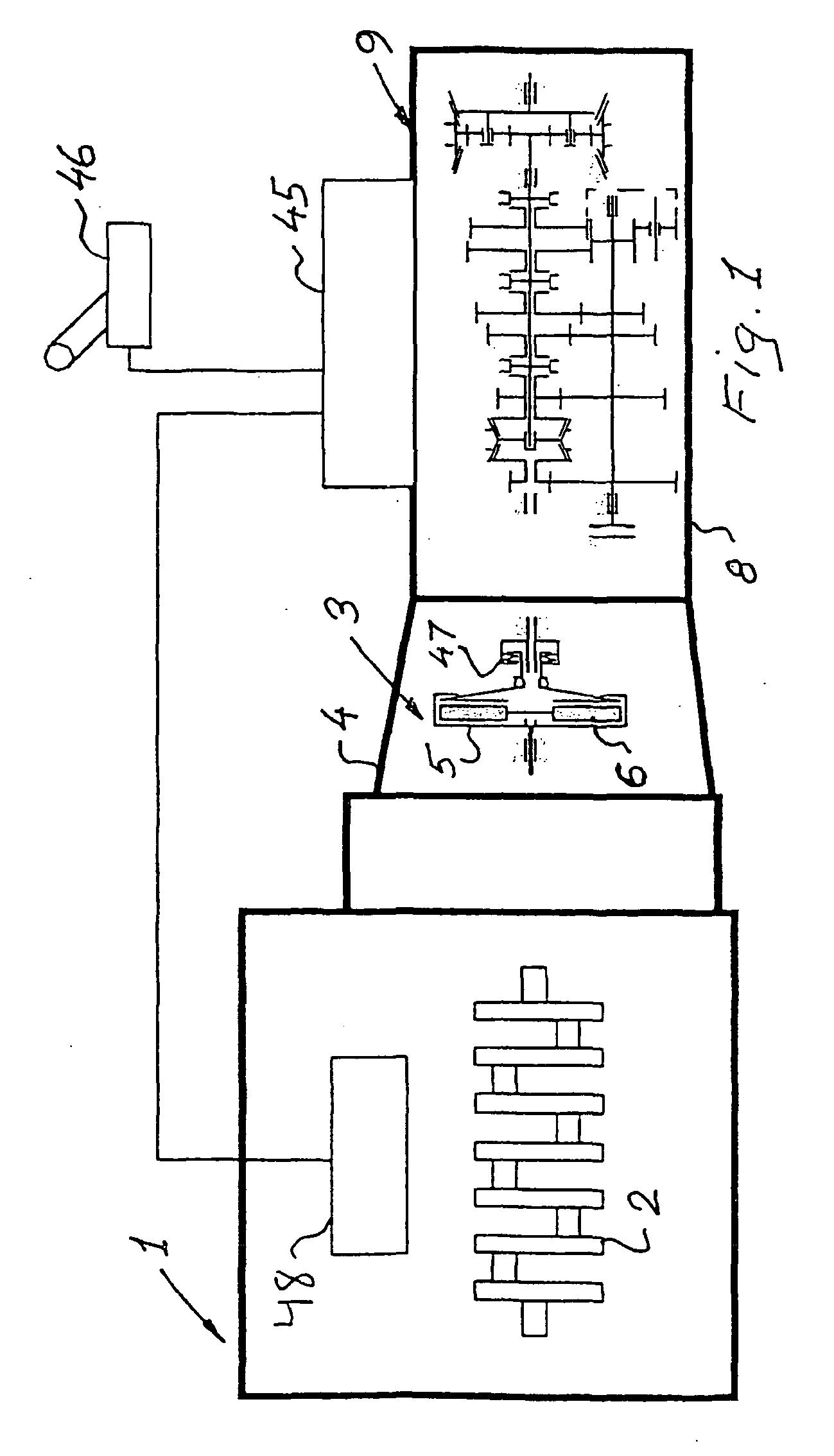 Patent EP1439975B1 - Kraftfahrzeug mit automatisiertem getriebe ...