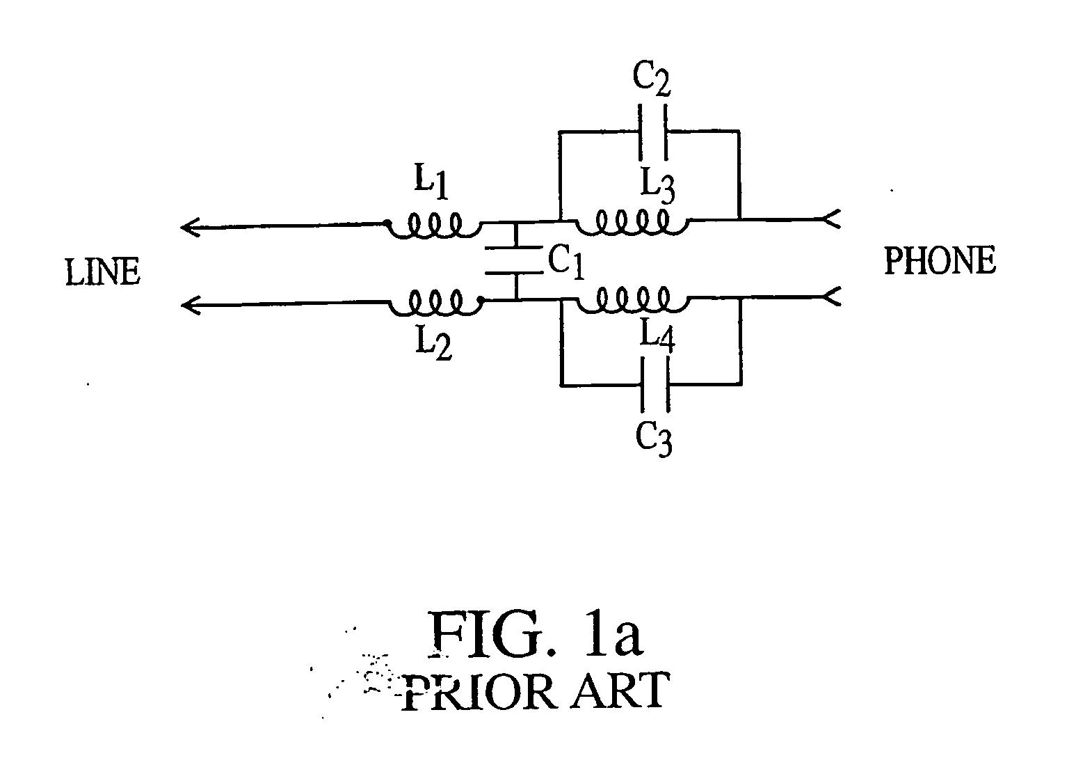 Admirable Dsl Filter Diagram Wiring Diagram Wiring Digital Resources Zidurslowmaporg