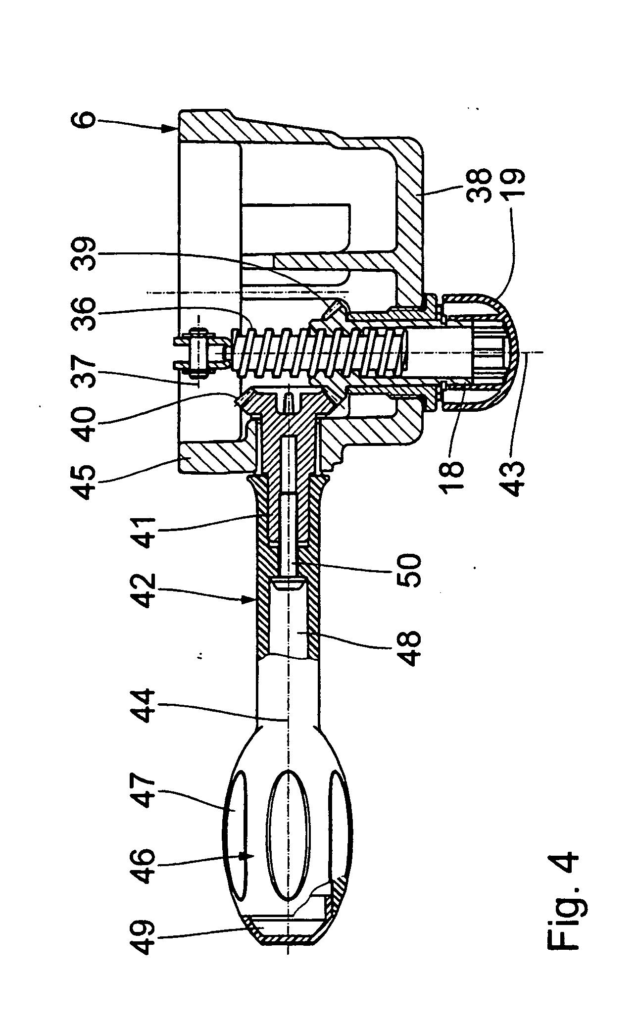 Patent ep1454566b1 stuhl insbesondere b rostuhl for Stuhl design dwg