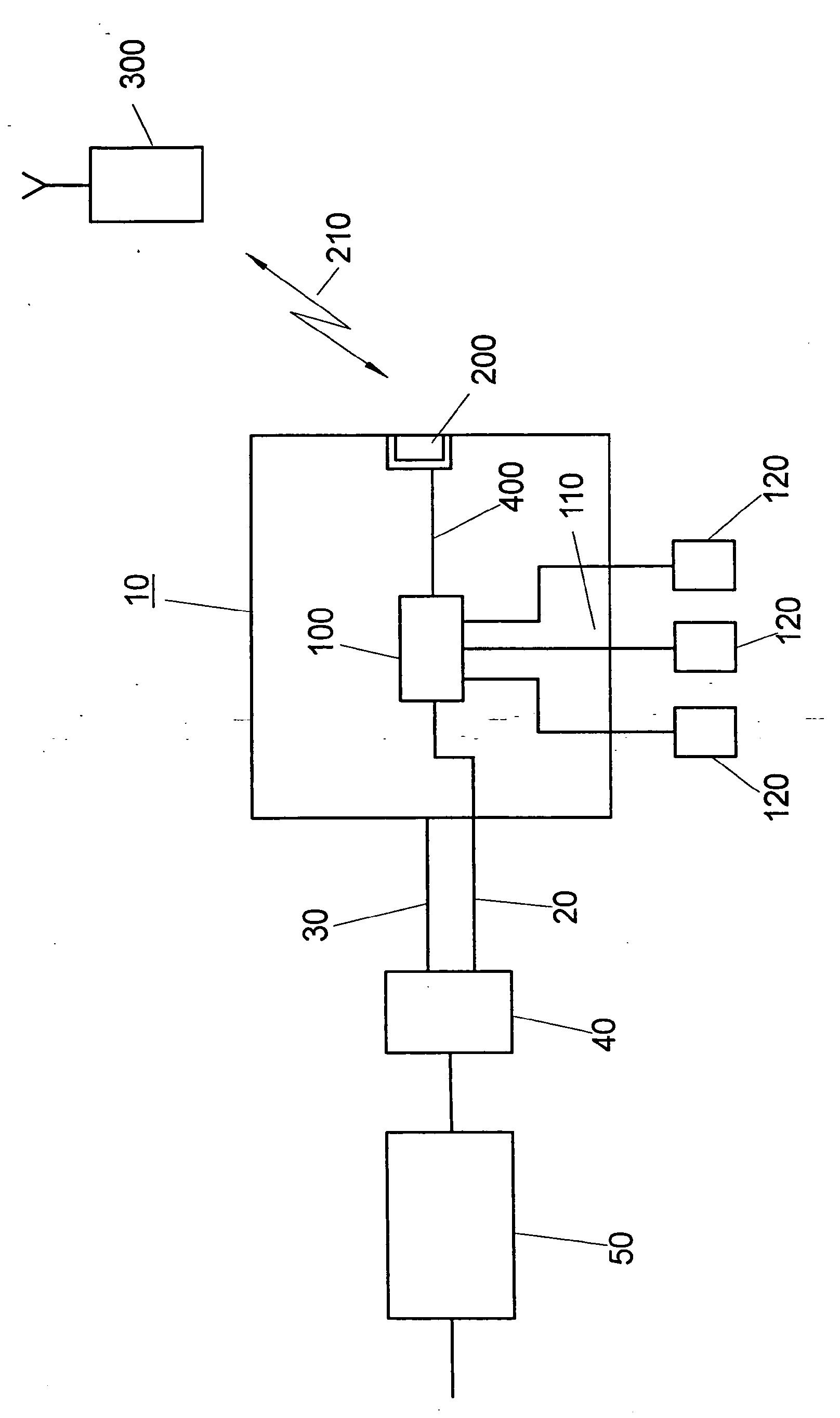 电路 电路图 电子 户型 户型图 平面图 原理图 1616_2727 竖版 竖屏