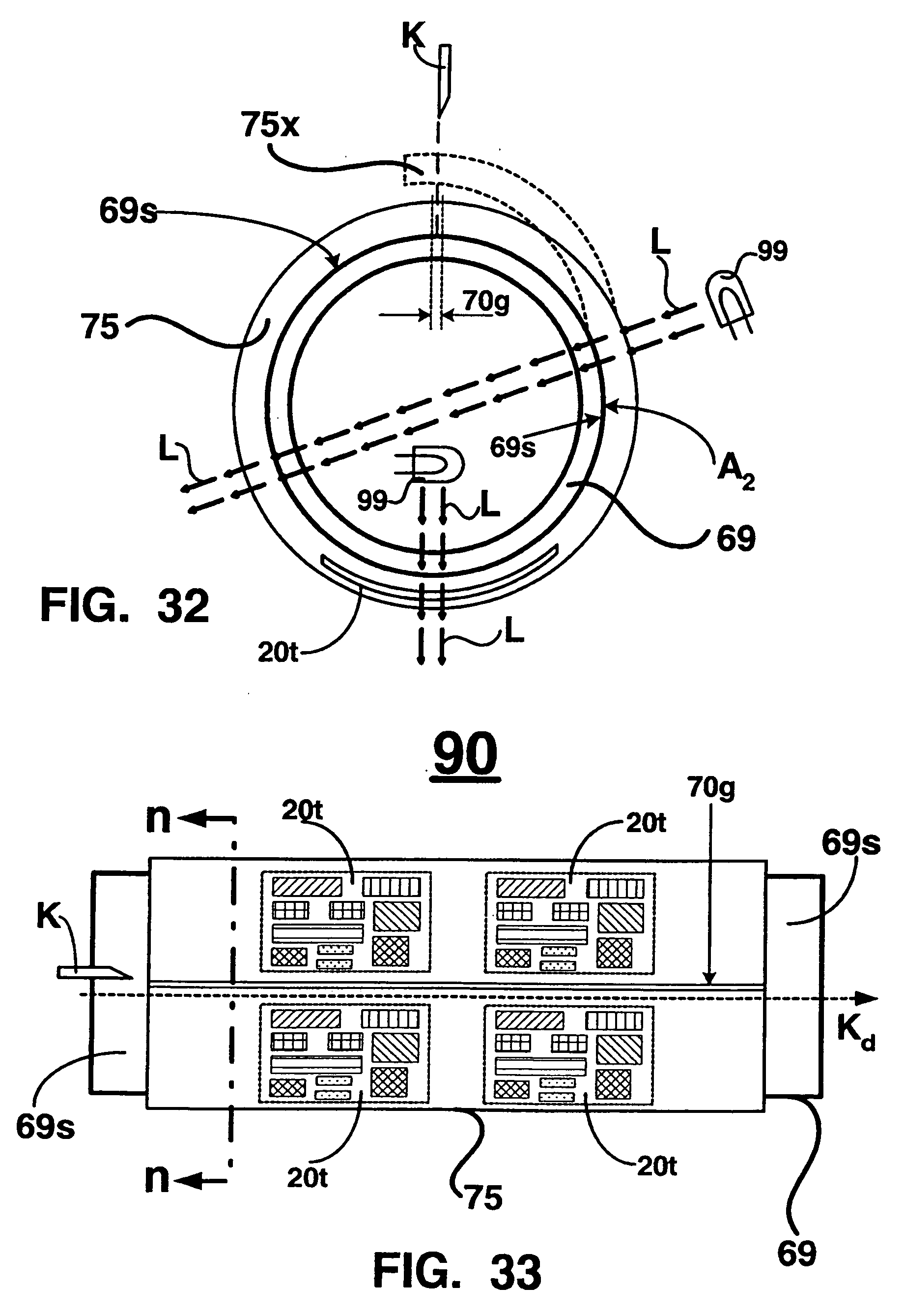 patent ep1473594a2 apparatus for embossing a flexible substrate Wiring Meter House patent drawing