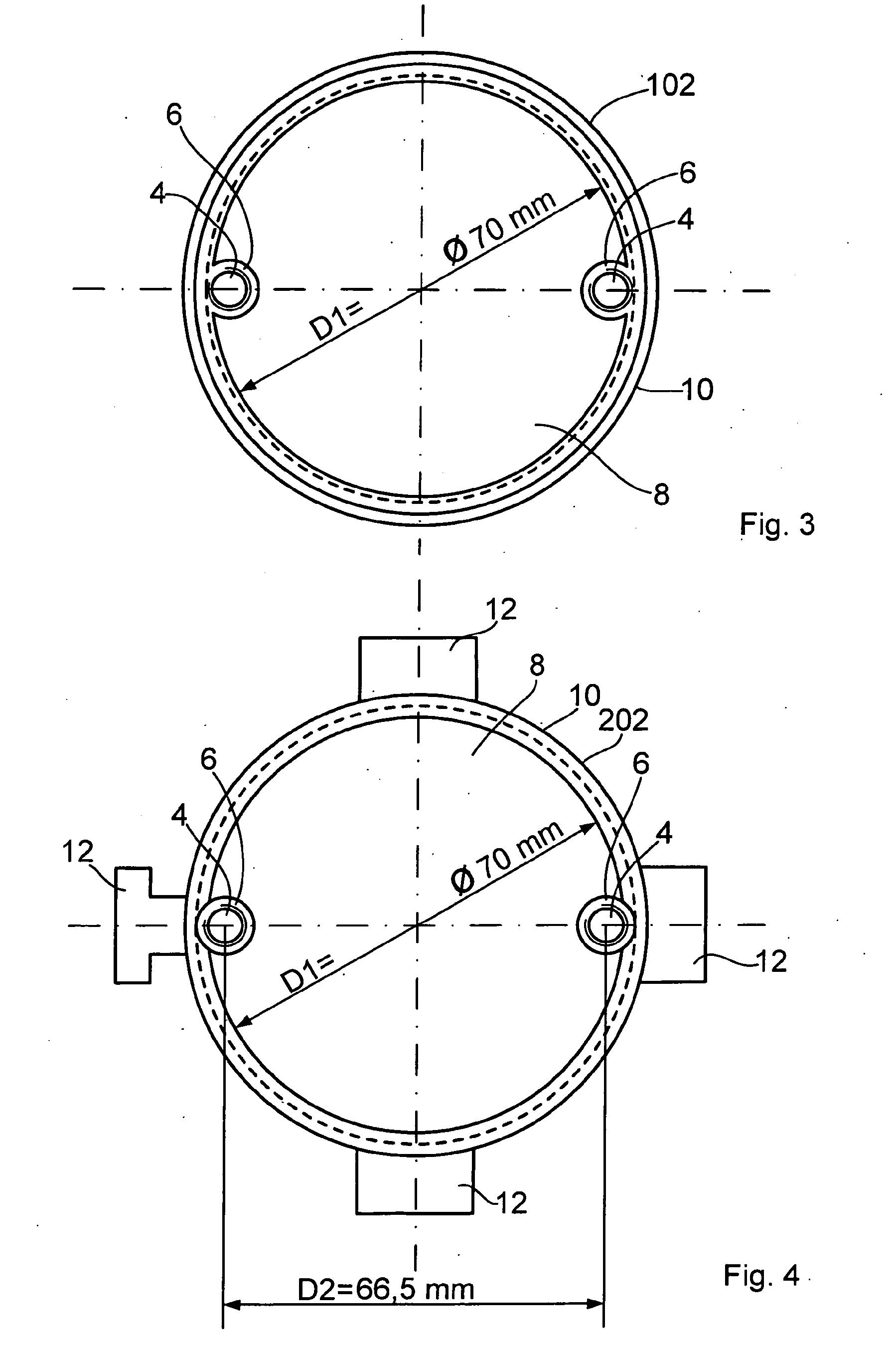 patent ep1477726a2 led einbauleuchte google patents. Black Bedroom Furniture Sets. Home Design Ideas