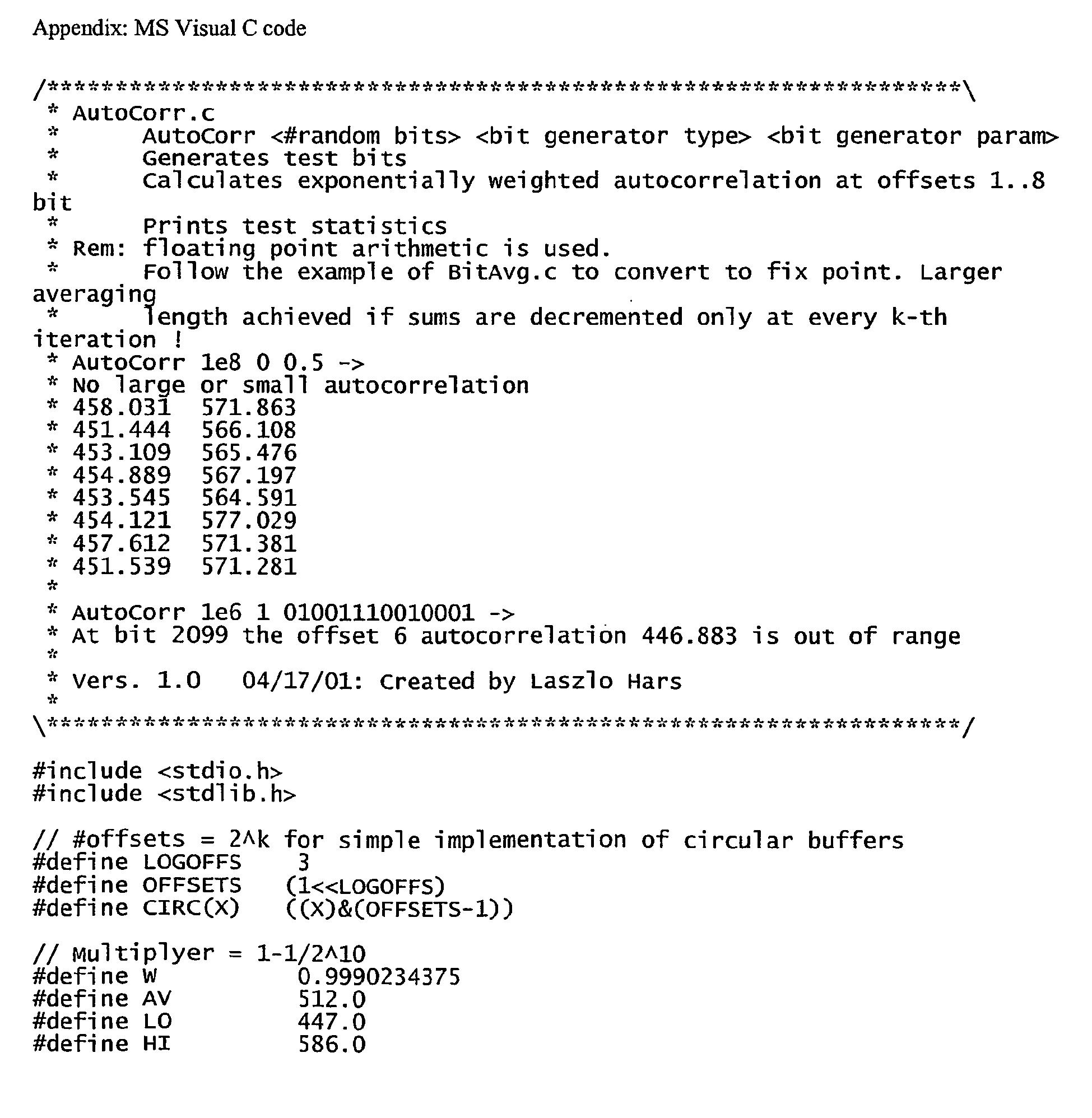 analysis of the c programming language