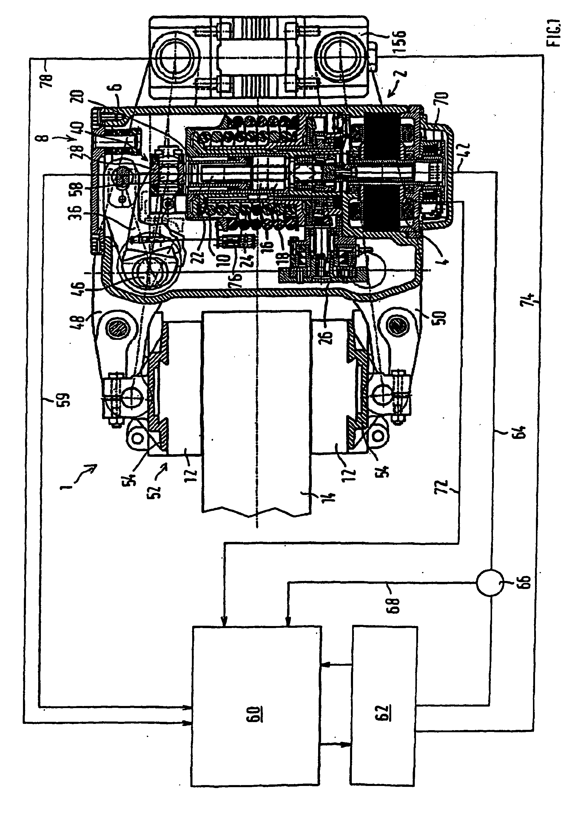 patent ep1492692b2 verfahren und vorrichtung zur ansteuerung einer elektrisch bet tigten. Black Bedroom Furniture Sets. Home Design Ideas