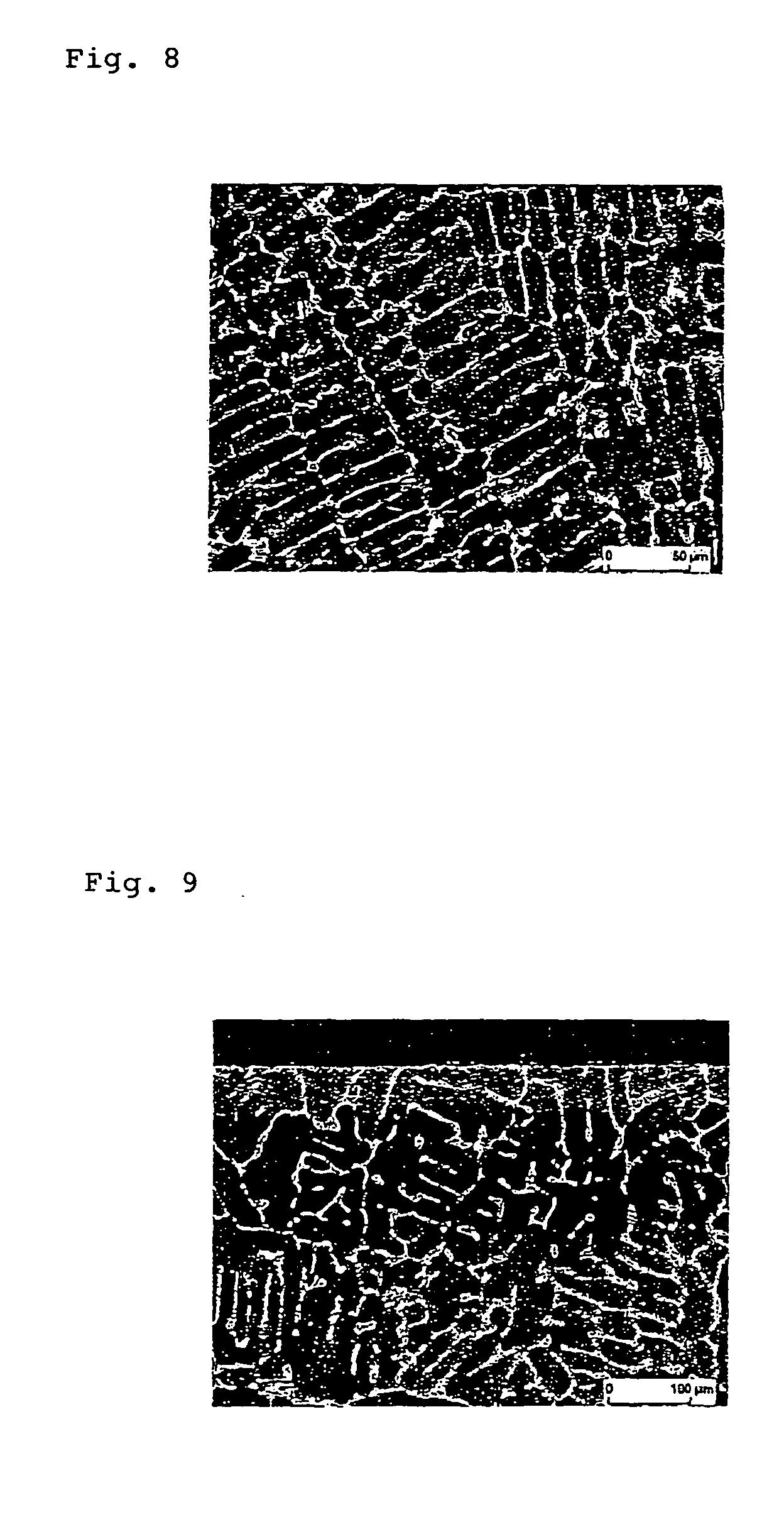 patent ep1507023a1 legierung zur herstellung von. Black Bedroom Furniture Sets. Home Design Ideas