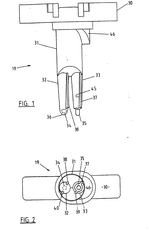 Patent EP1514570B1 Système d'humidification pour un respirateur  #3E3E3E